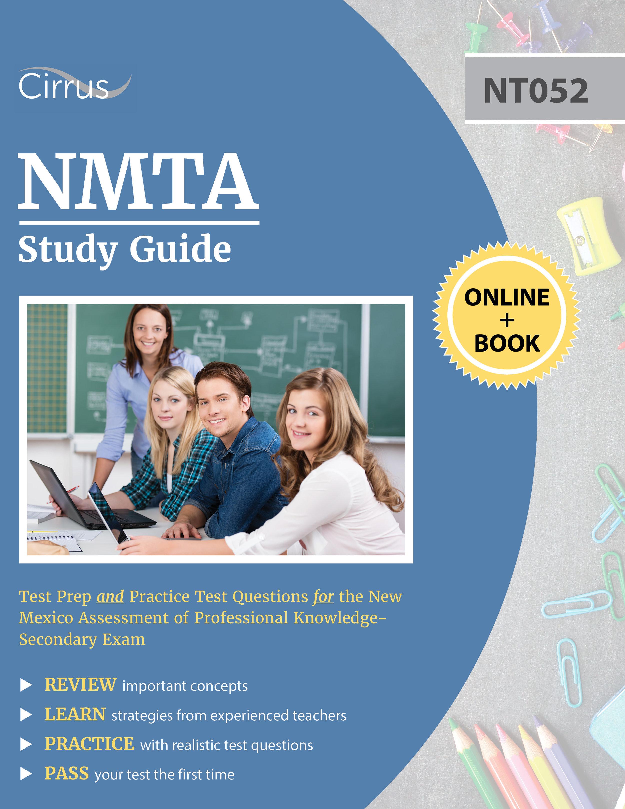 NMTA Study Guide: Secondary Exam