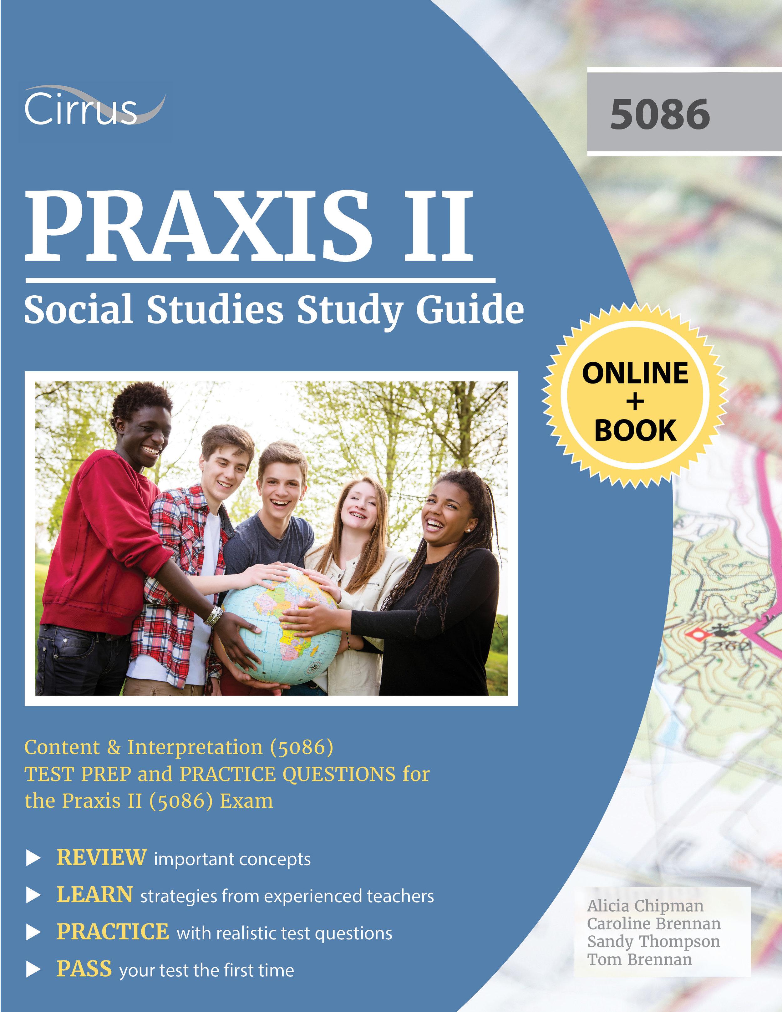 Praxis II Social Studies 5086 Study Guide