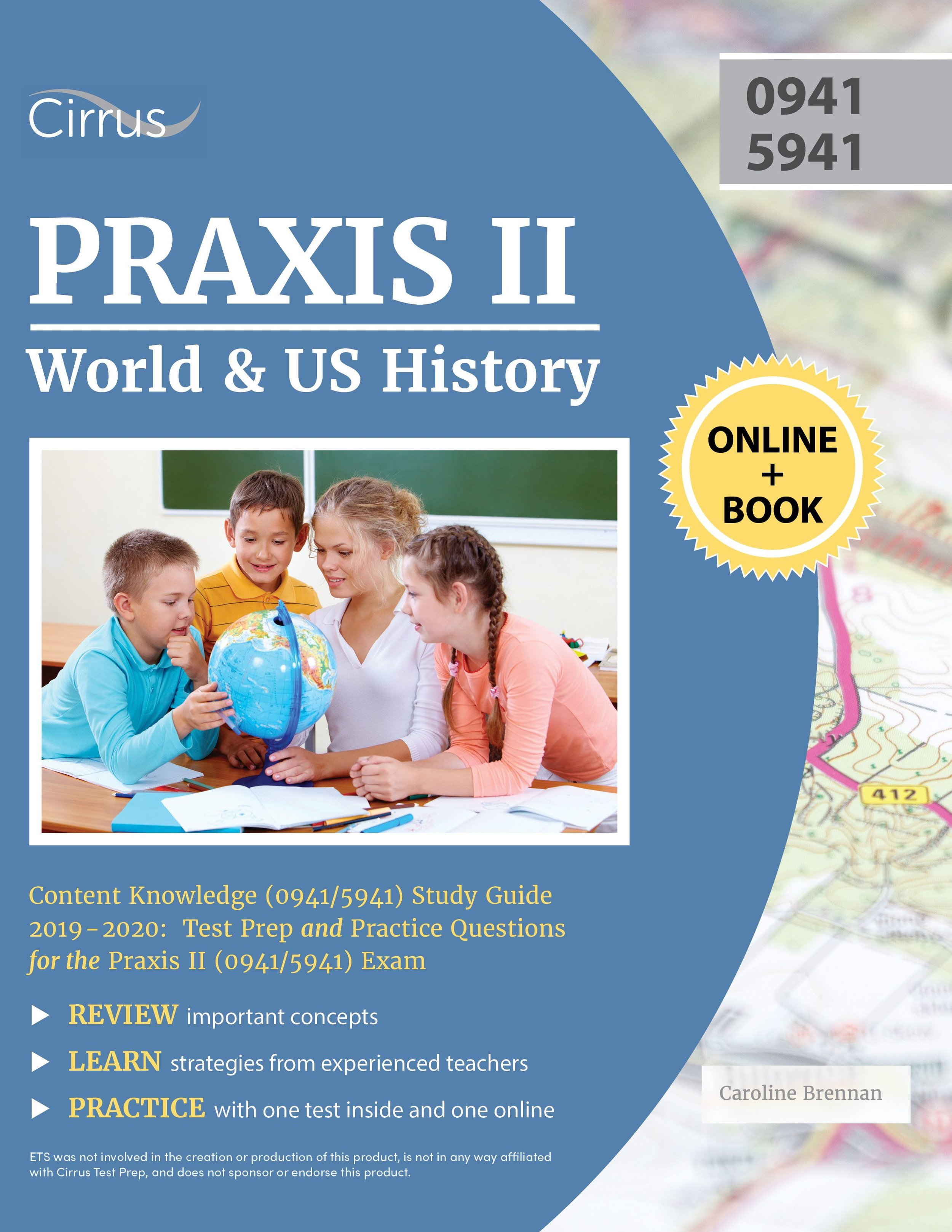 Praxis II World & U.S. History Content Knowledge 0941/5941 Study Guide 2019 – 2020