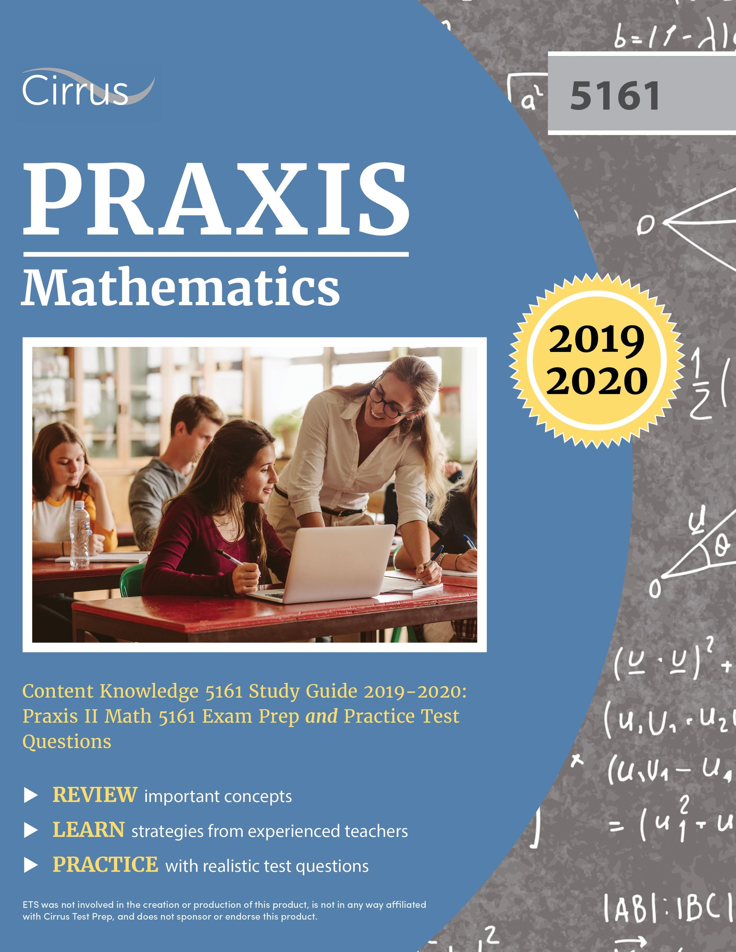 Praxis Mathematics 5161 Study Guide 2019 – 2020