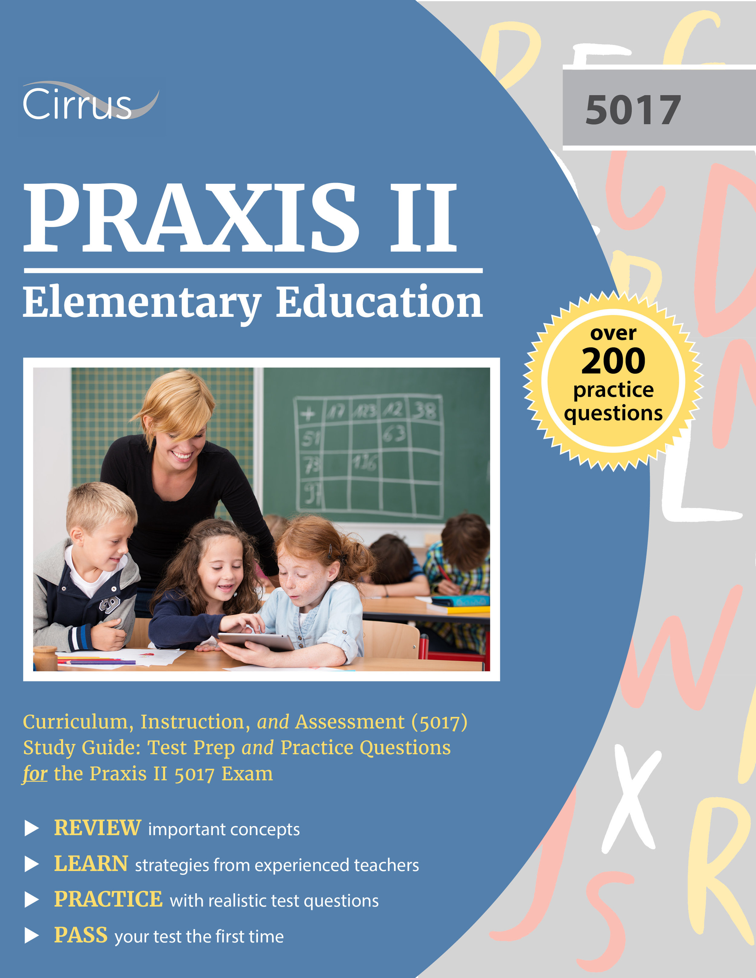 Praxis II Elementary Education 5017 Study Guide