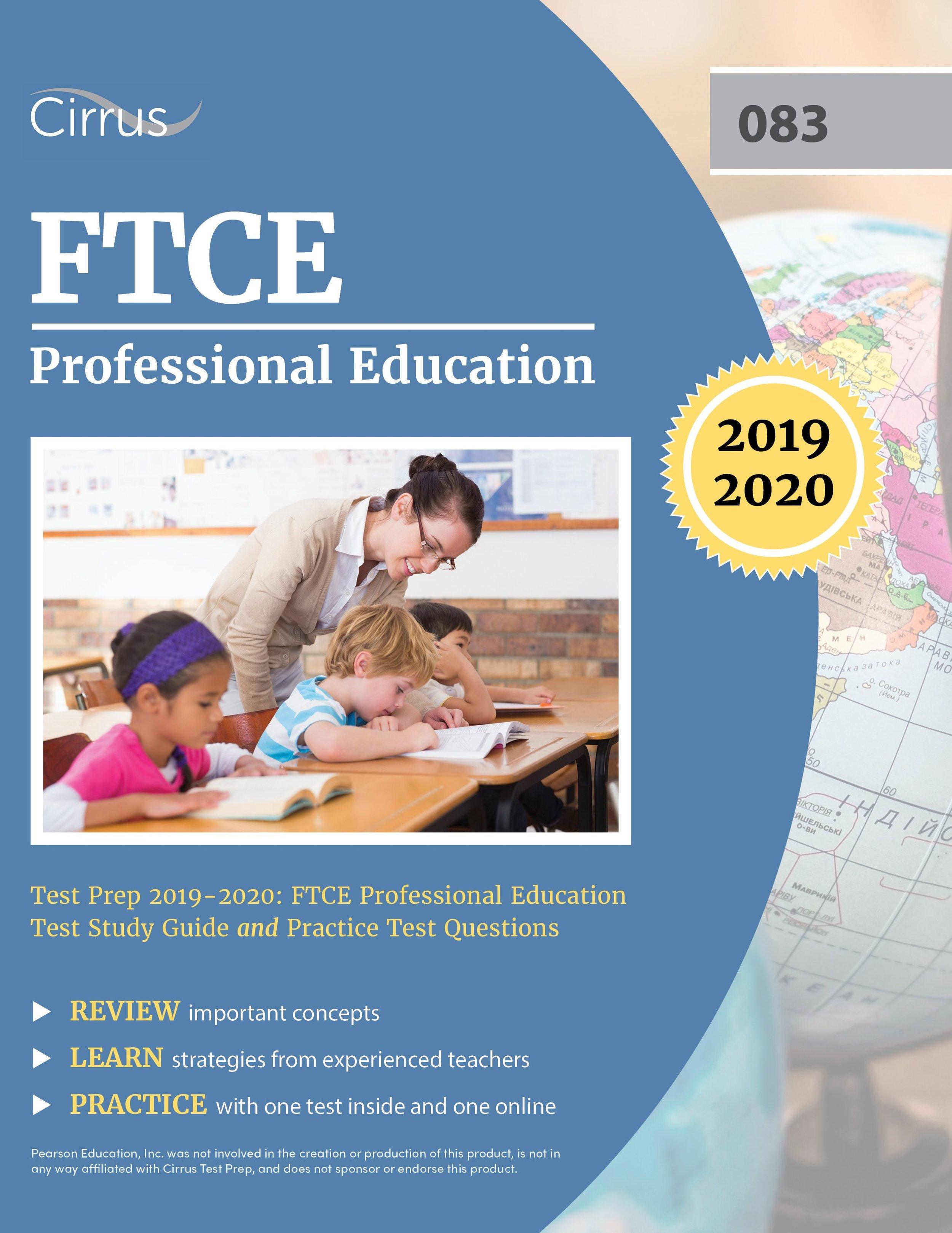 FTCE Professional Education (083) Test Prep  2019 – 2020