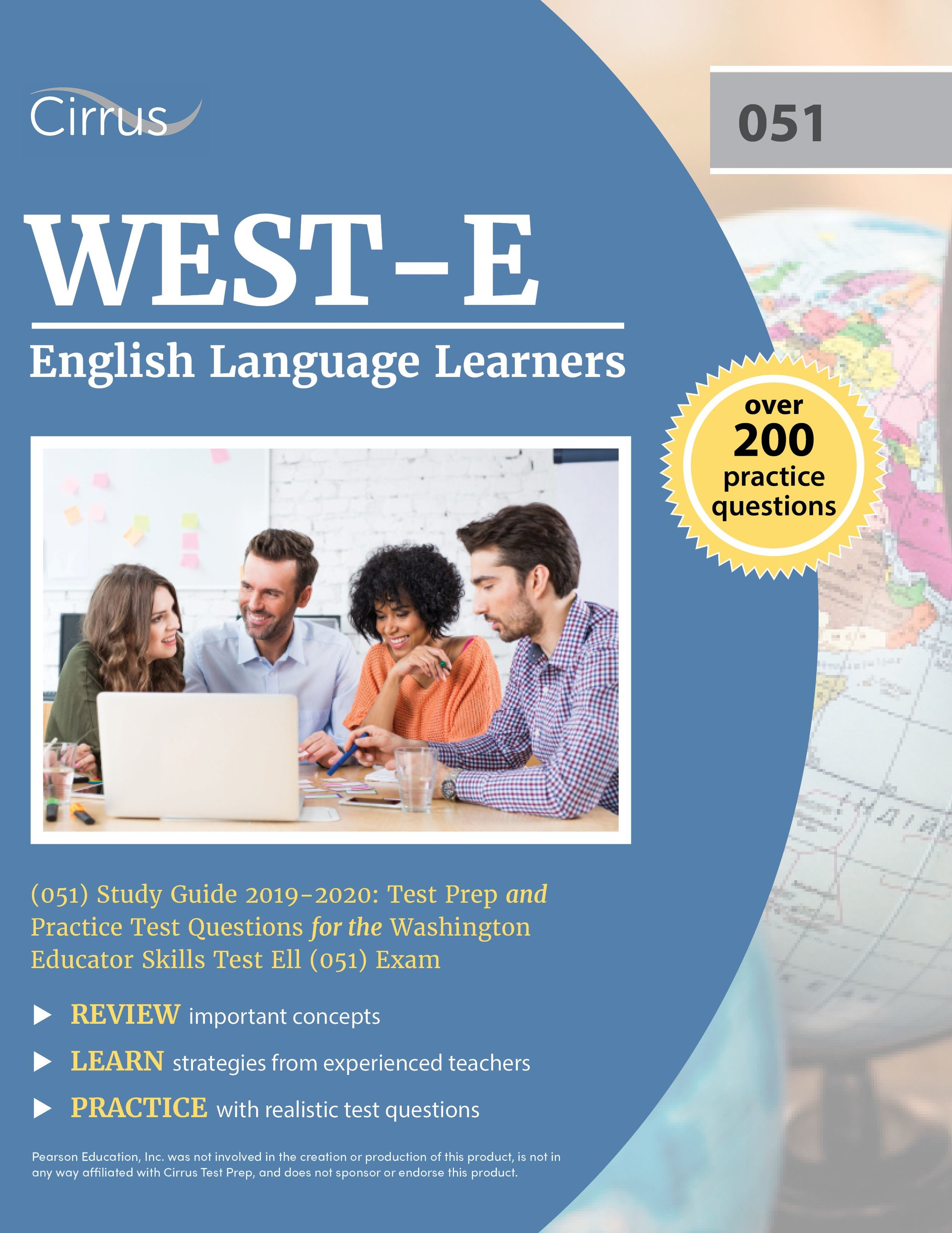 WEST-E English Language Learners (051) Study Guide 2019 – 2020