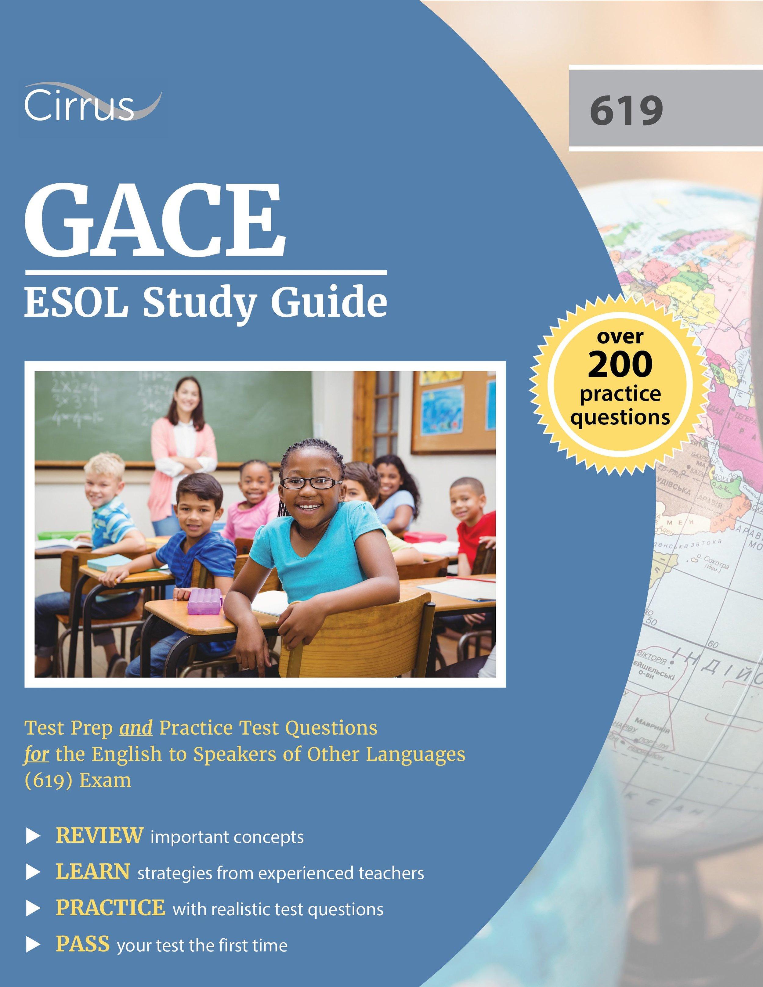 GACE ESOL (619) Study Guide