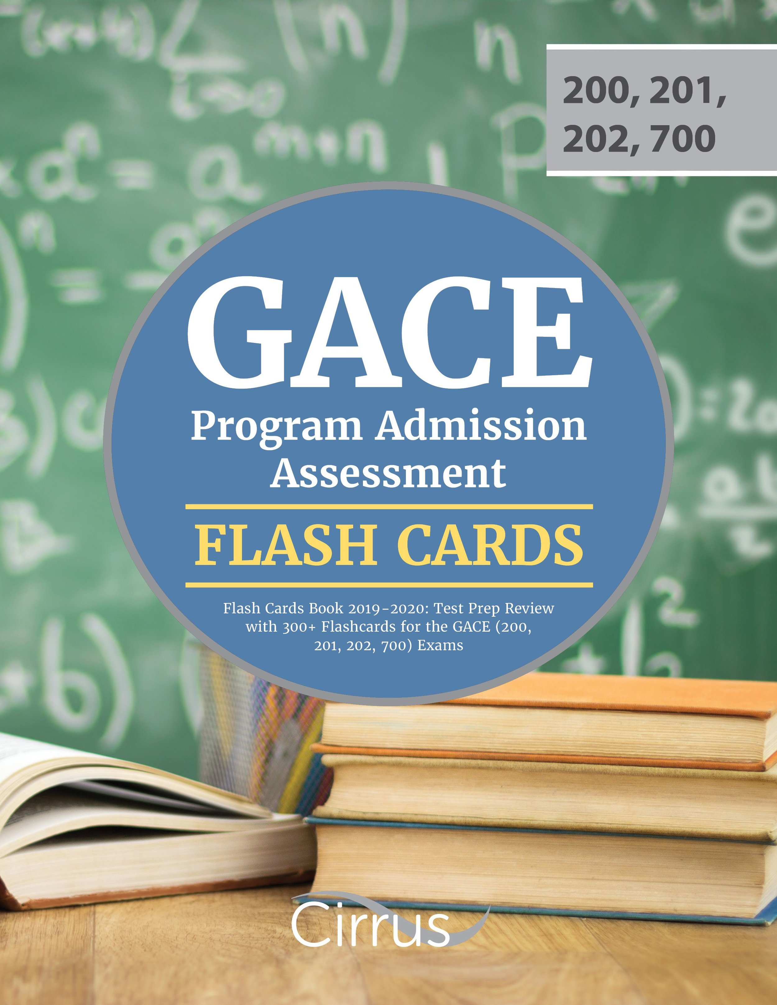 GACE Program Admission Assessment Flash Cards