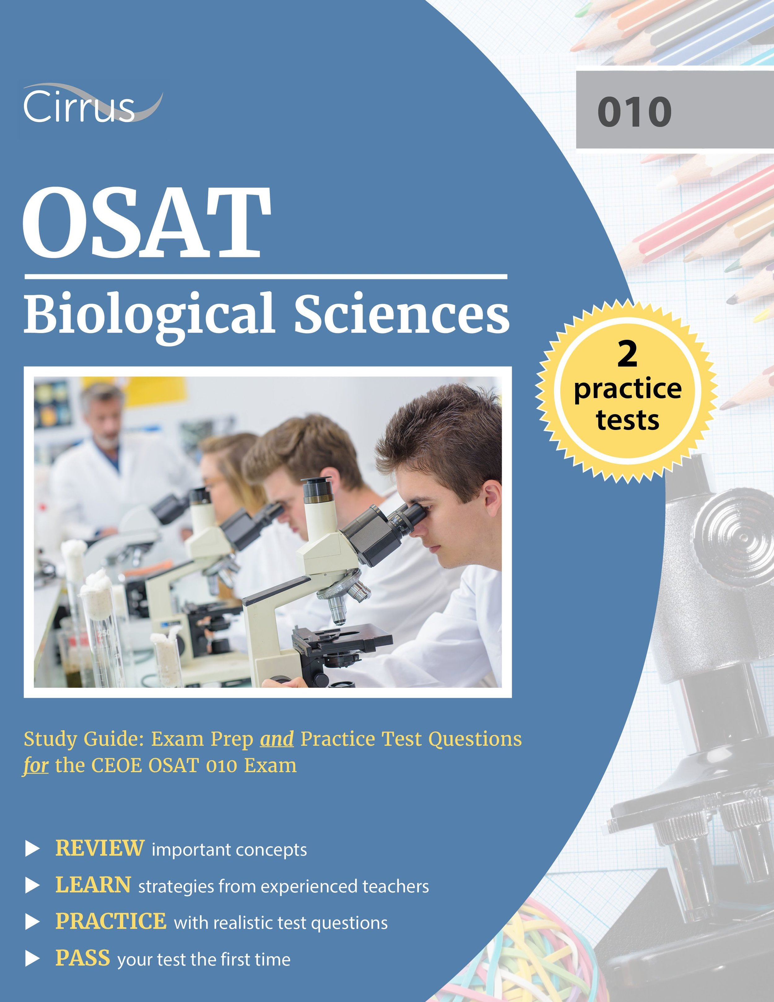 OSAT Biological Sciences (010) Study Guide