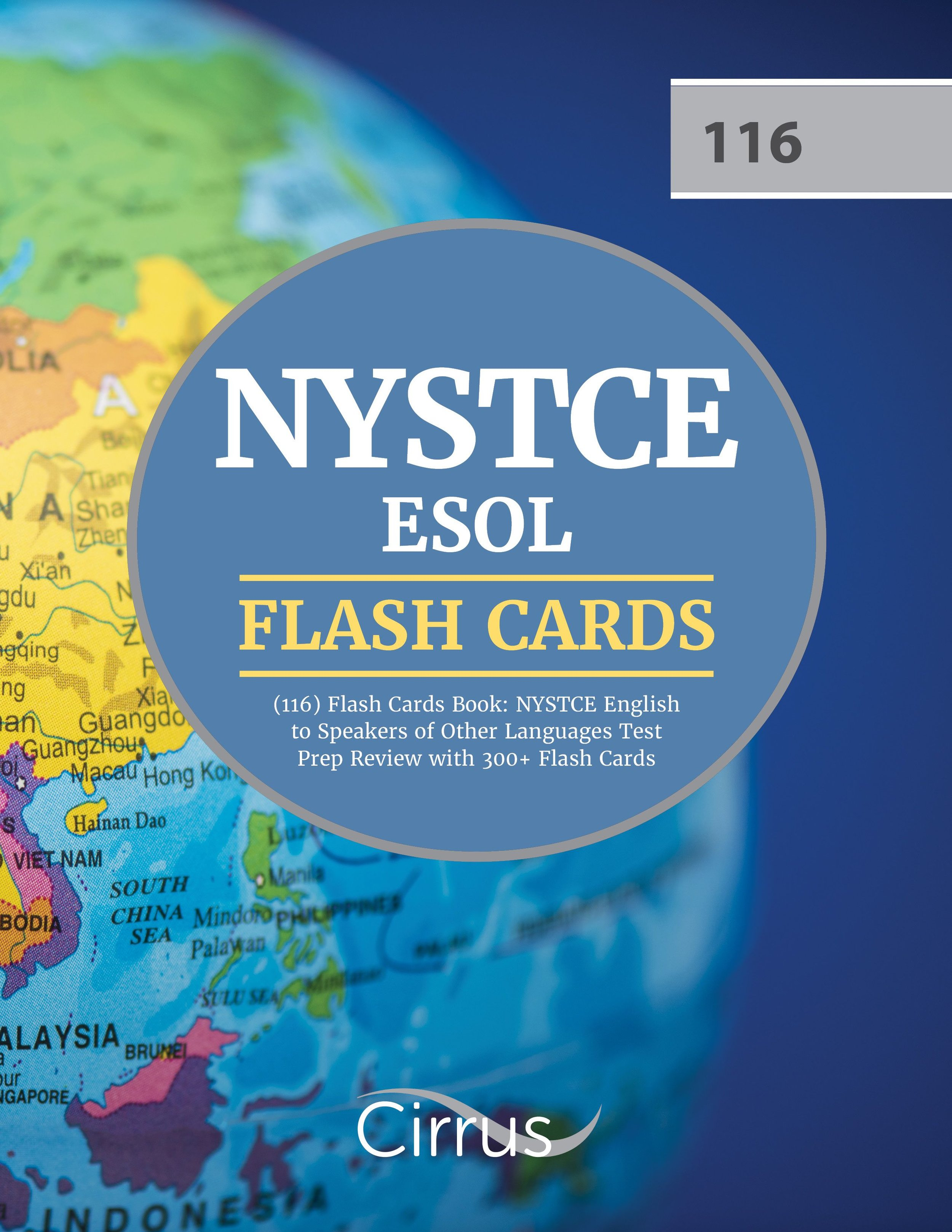 NYSTCE ESOL (116) Flash Cards Book