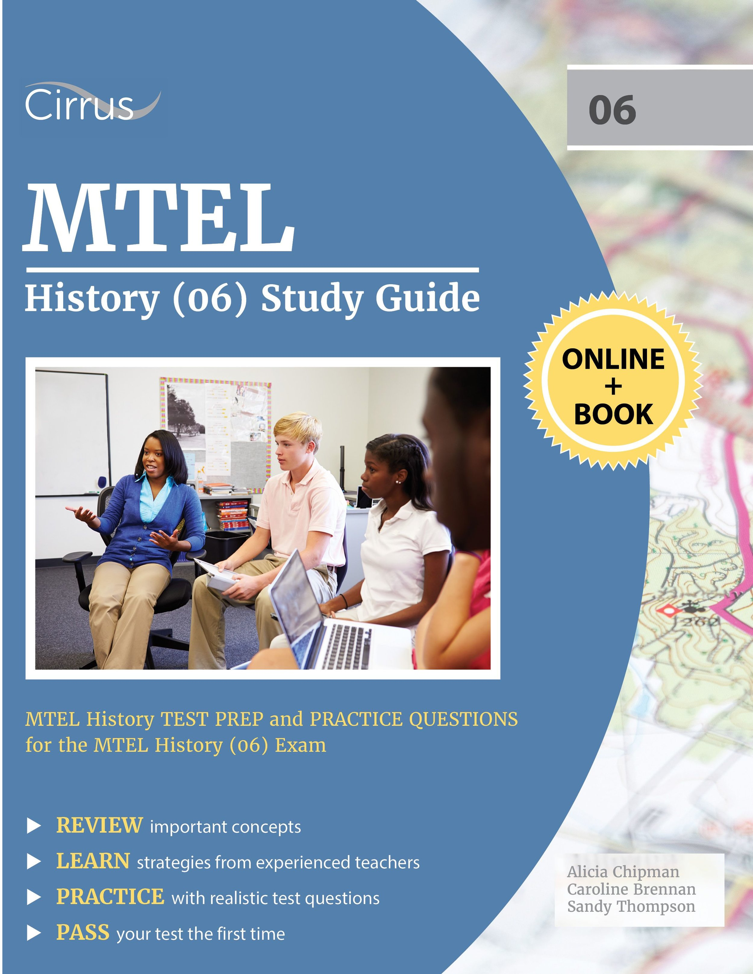 MTEL History 06 Study Guide Test Prep and Practice Questions