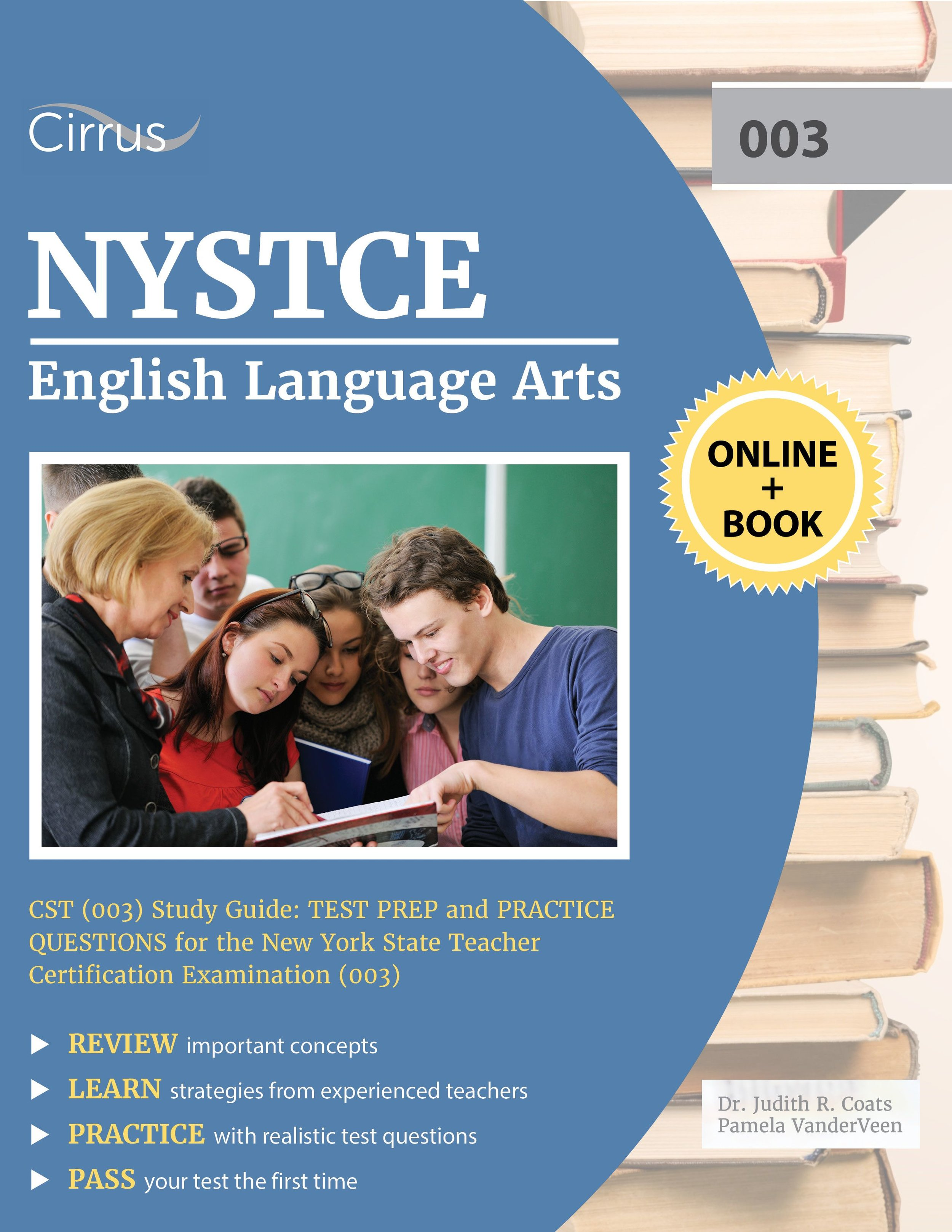 NYSTCE English Language Arts ELA 003 Study Guide Test Prep and Practice Questions