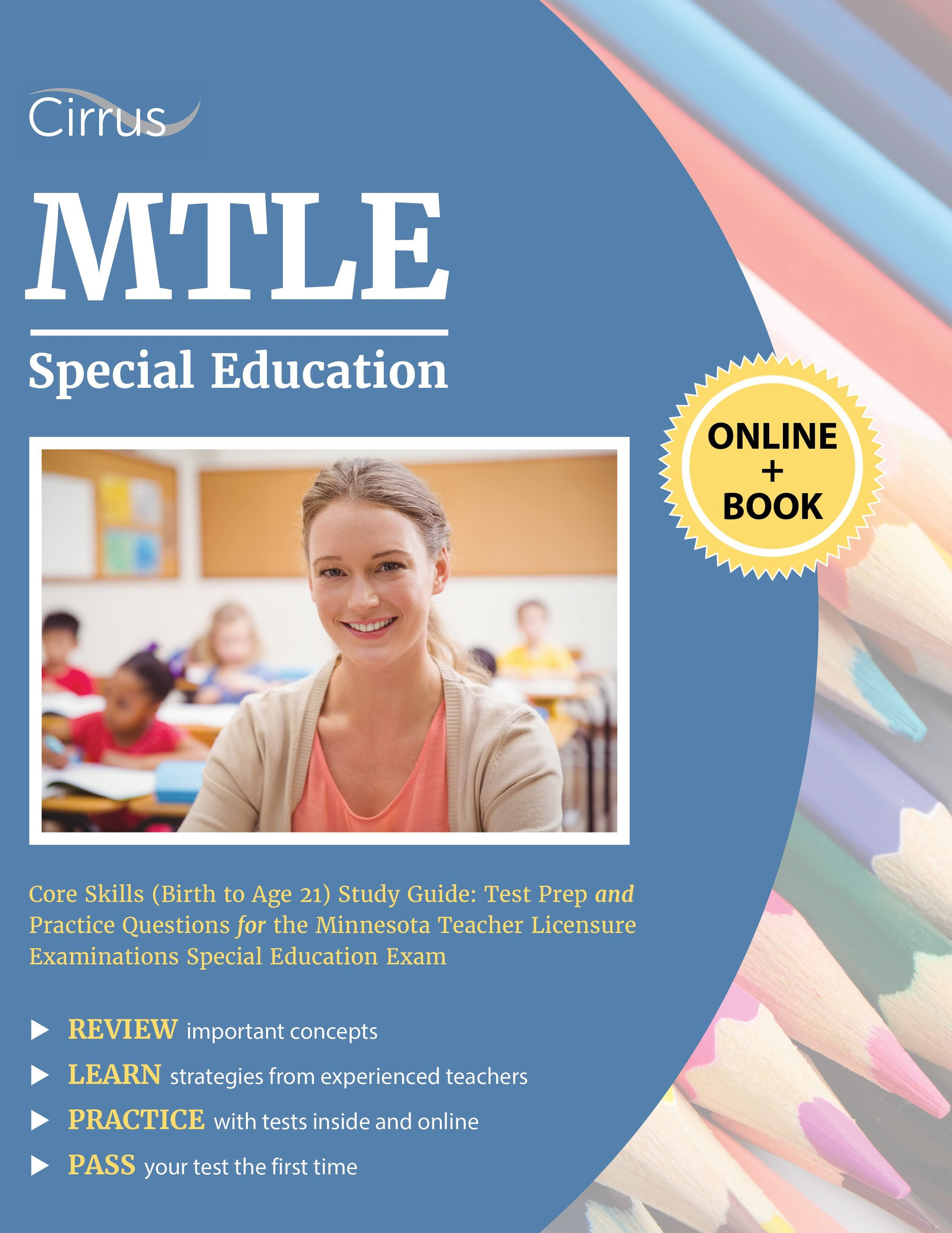 MTLE Special Education Core Skills (Birth to Age 21) Study Guide