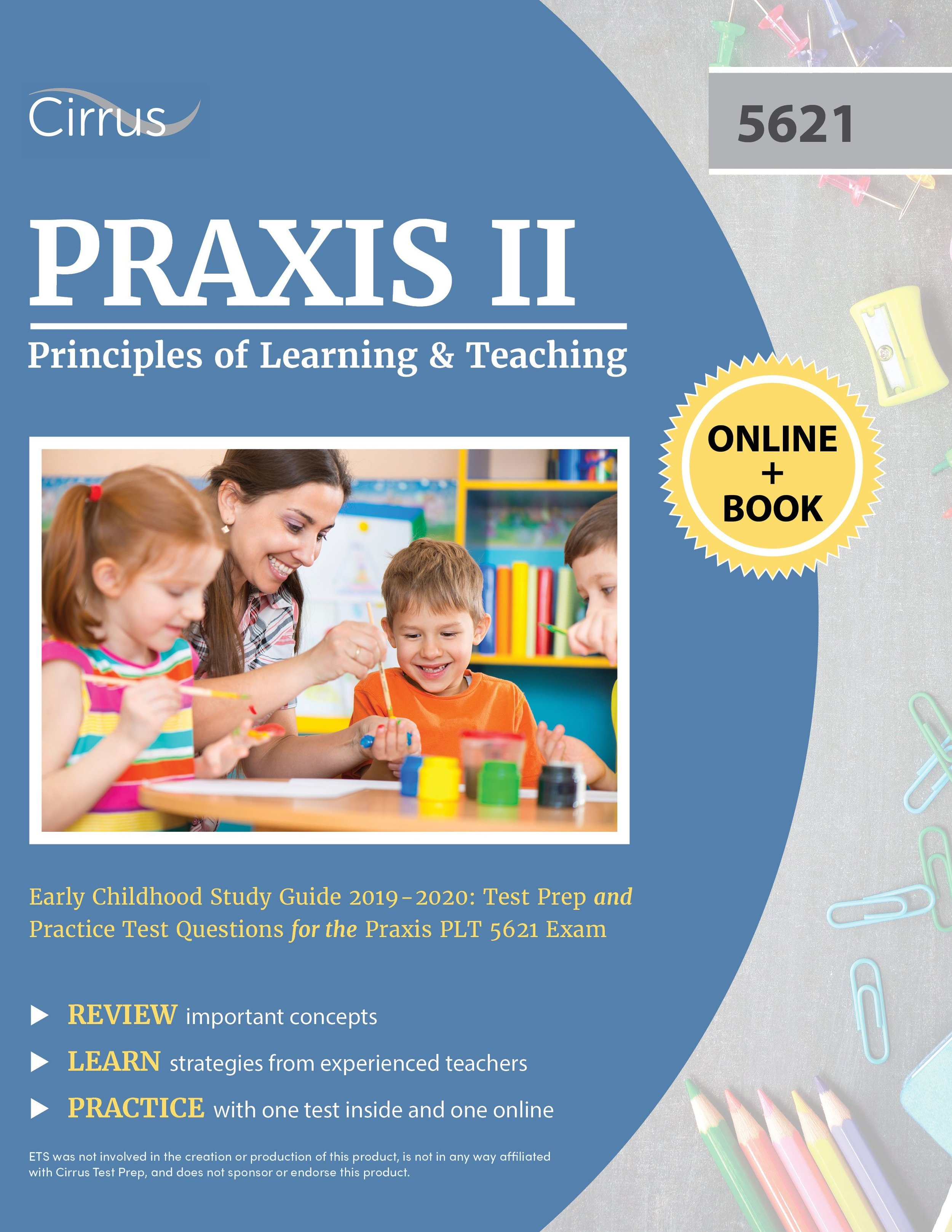 Praxis II Principles of Learning & Teaching Early Childhood Study Guide 2019 – 2020