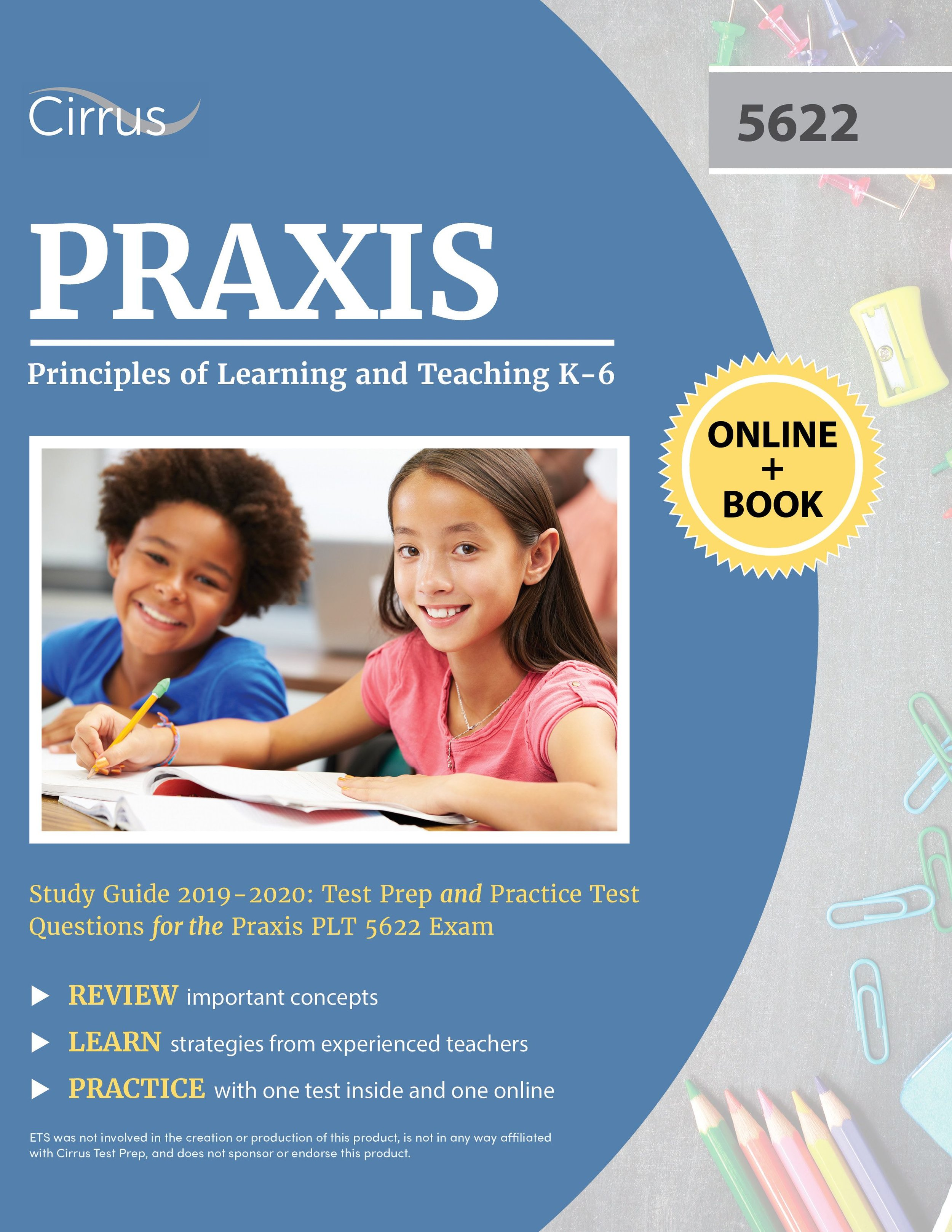 Praxis Principles of Learning and Teaching K – 6 Study Guide 2019 – 2020