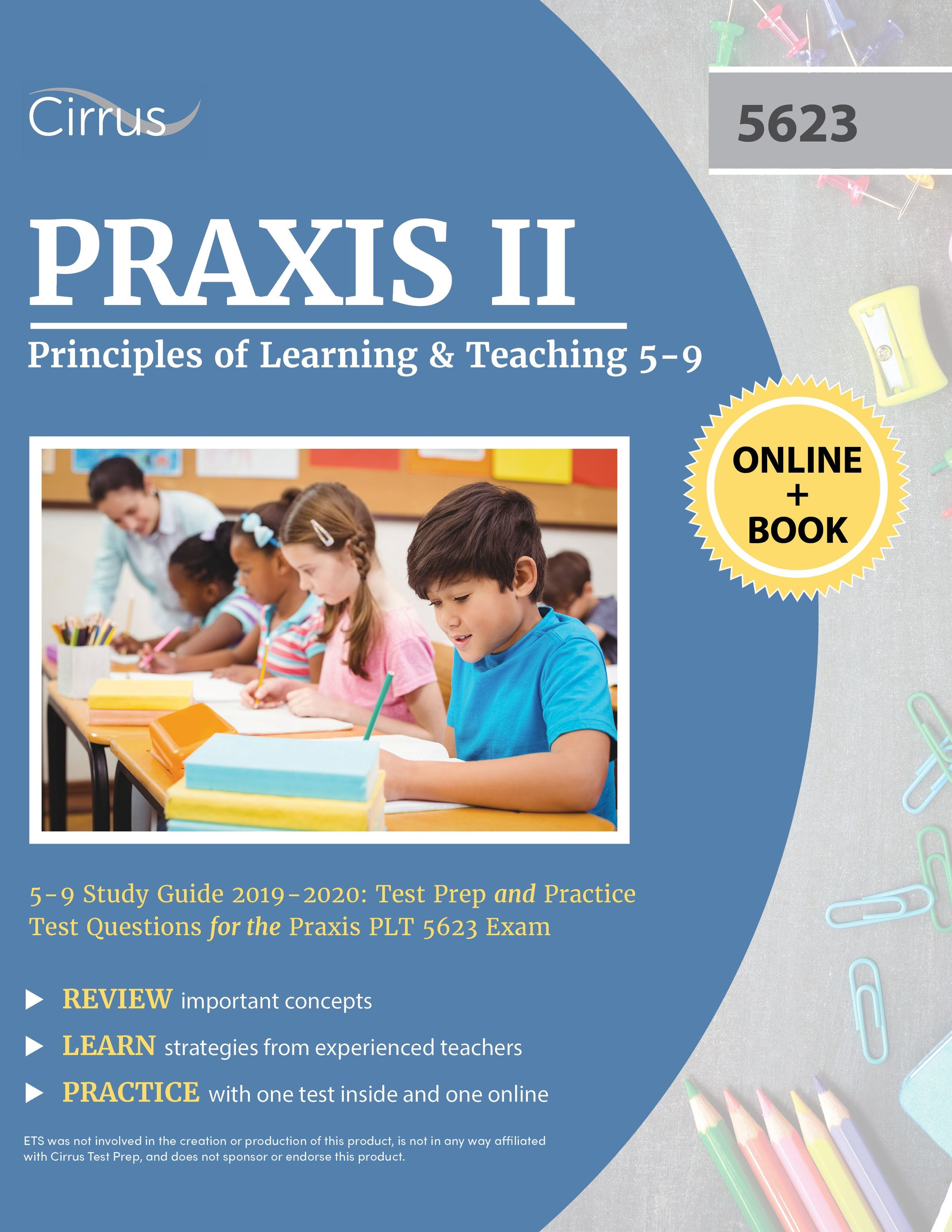 Praxis II Principles of Learning & Teaching 5 – 9 Study Guide 2019 – 2020