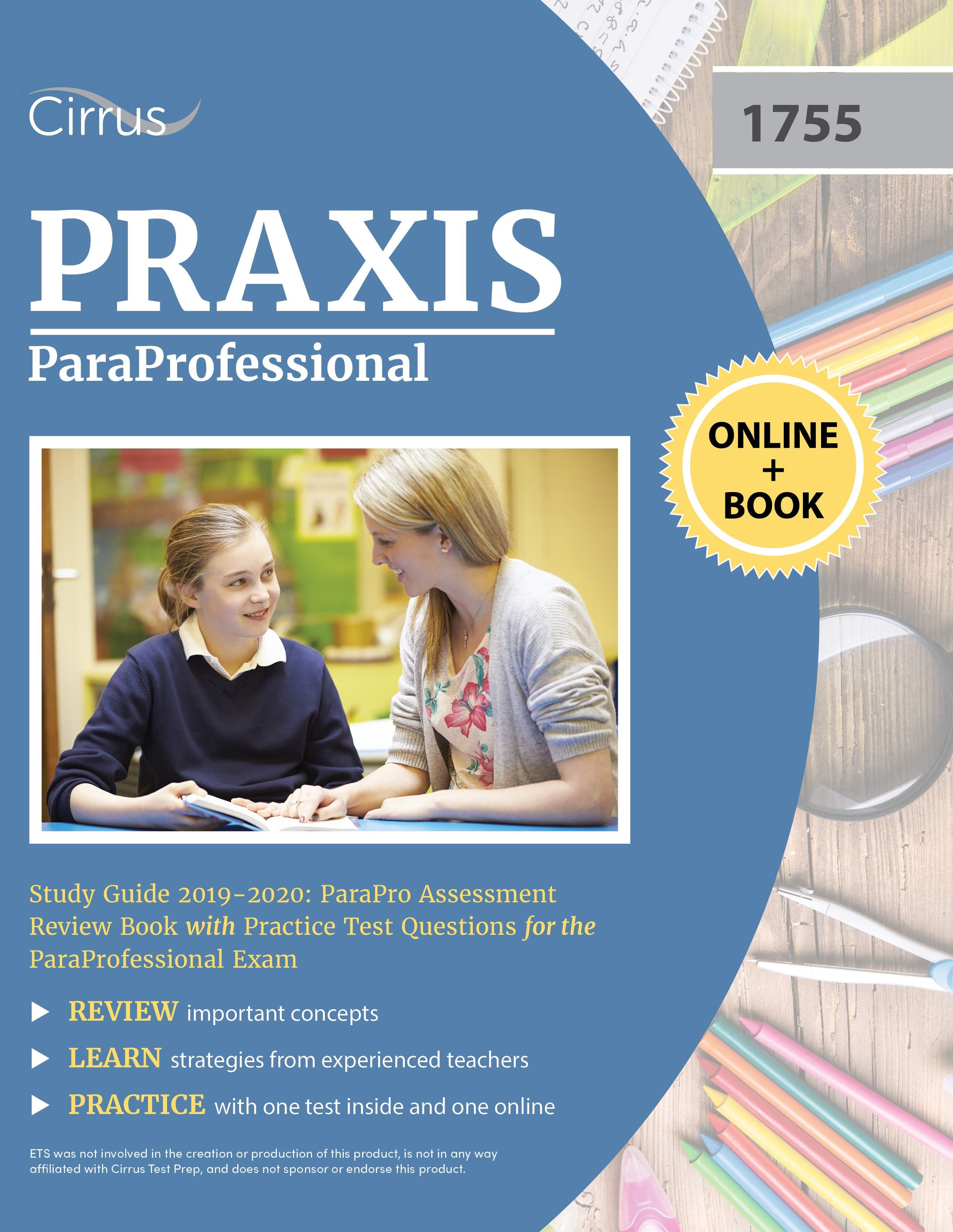 Praxis ParaProfessional Study Guide 2019 – 2020