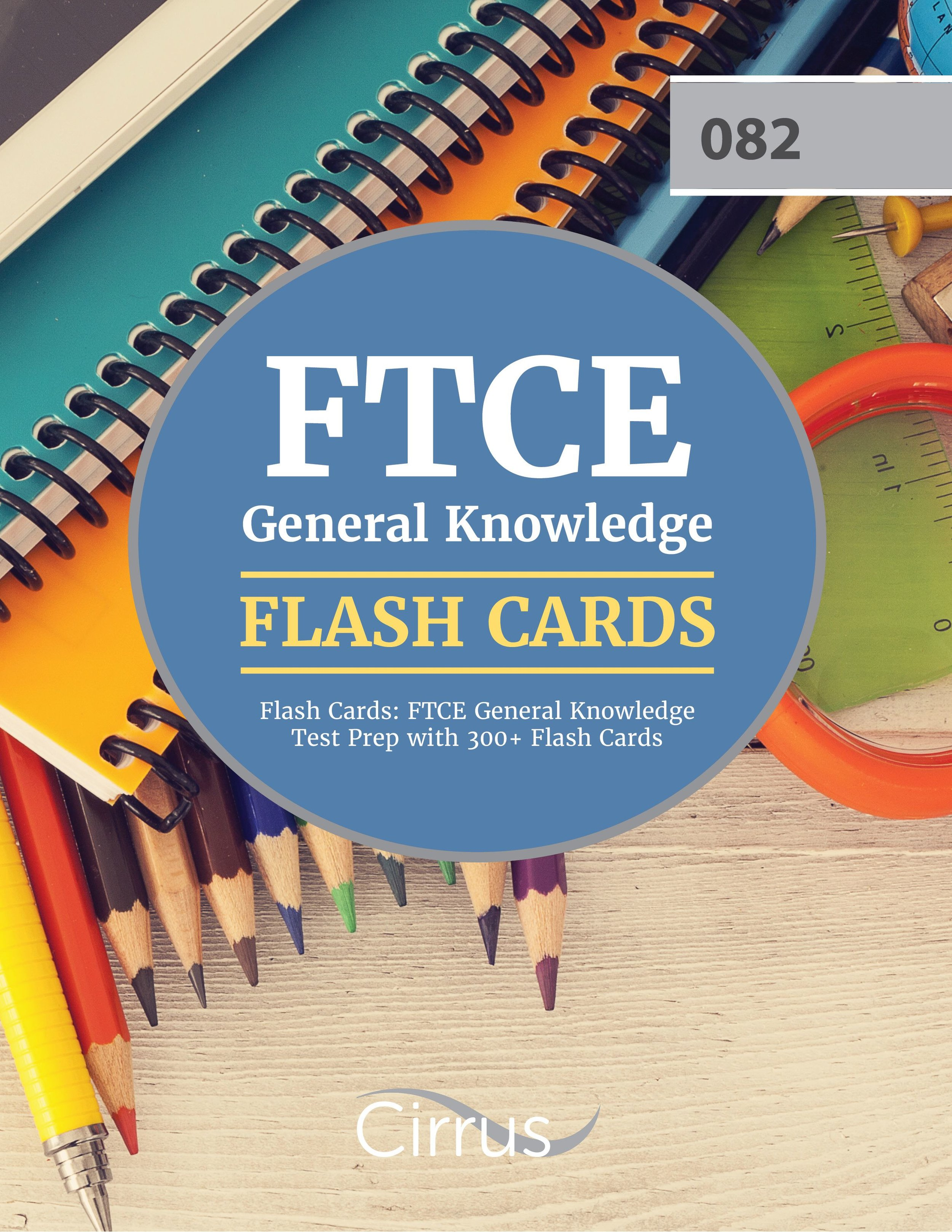 FTCE General Knowledge (082) Flash Cards