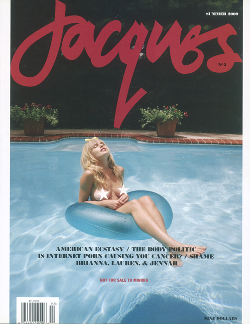 jenna, jacques magazine