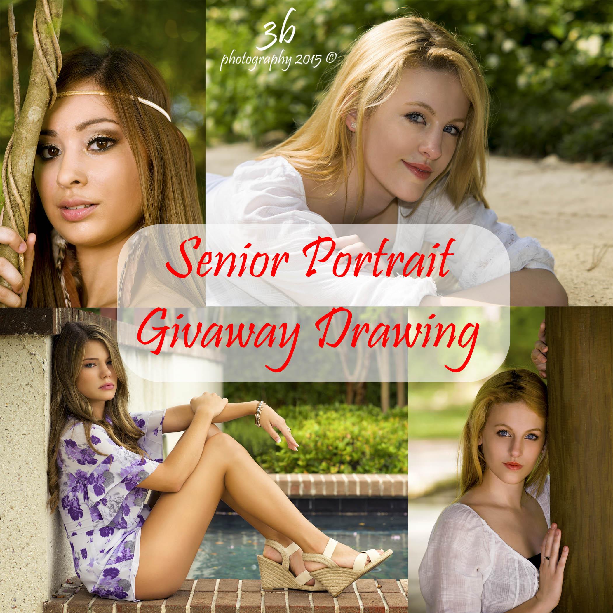 Senior Portrait Drawing