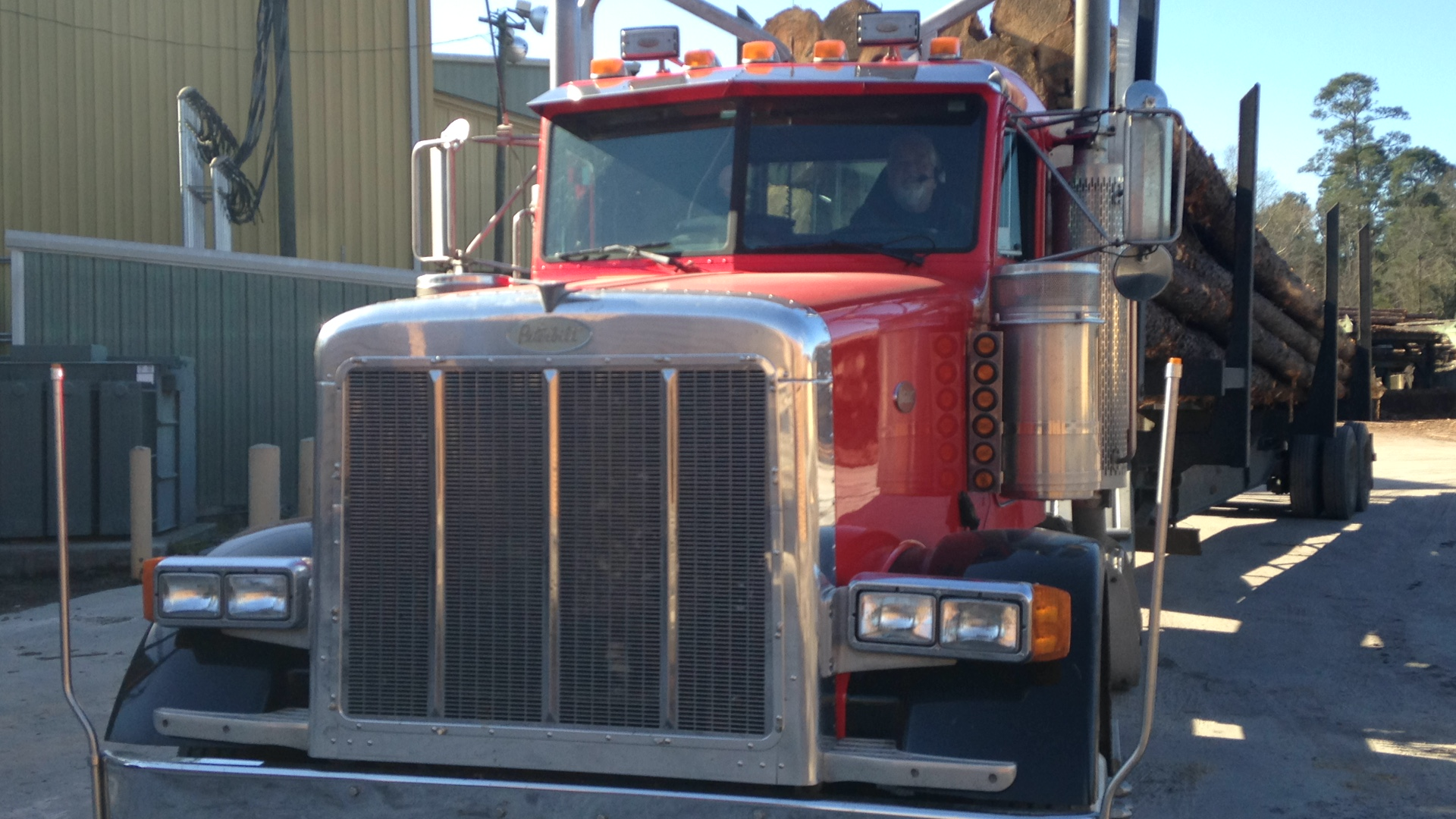 Log Trucker