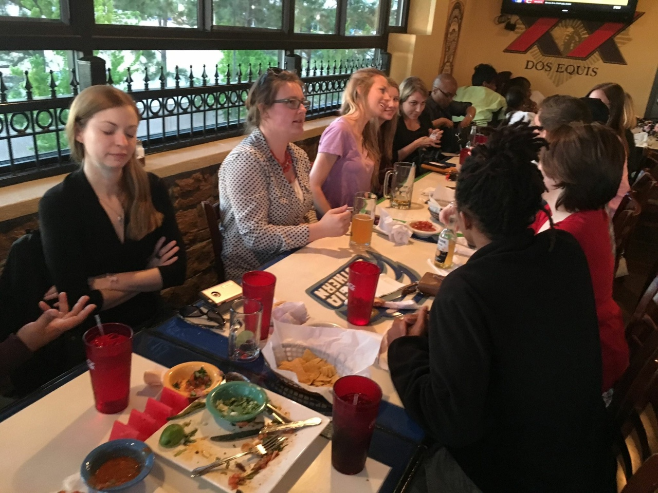 Dinner with Faculty, Visiting Speakers, and Fellow Students