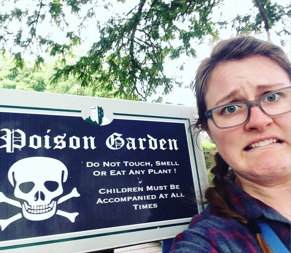 Poison Gardens Ireland 2016