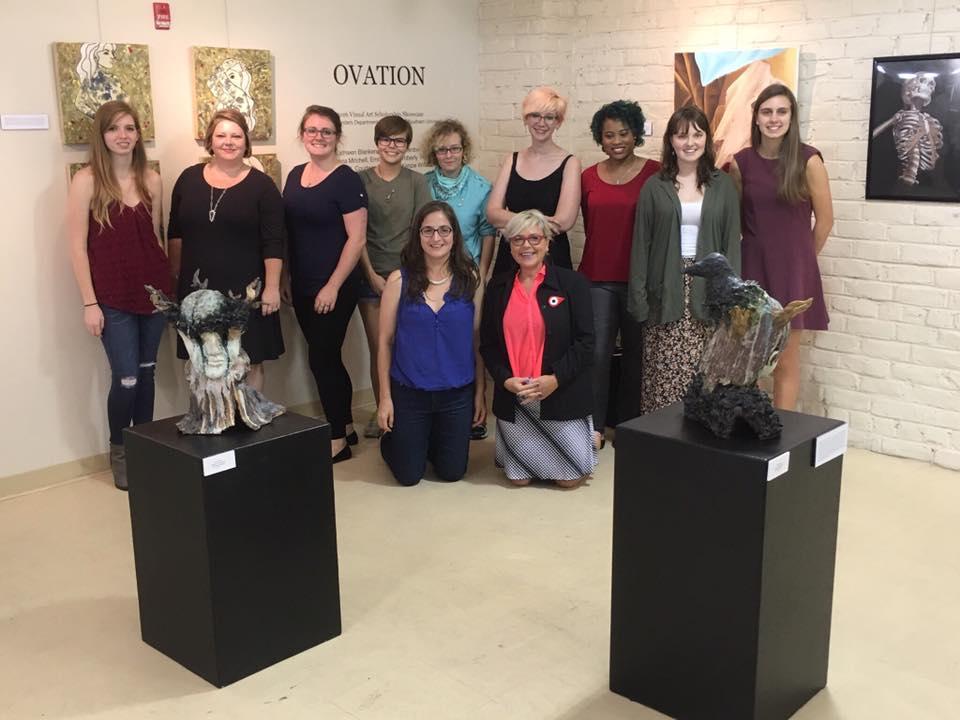 """""""Ovation"""" Reception in Savannah, GA"""