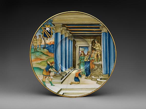 Maiolica, Italian Renaissance Ceramics