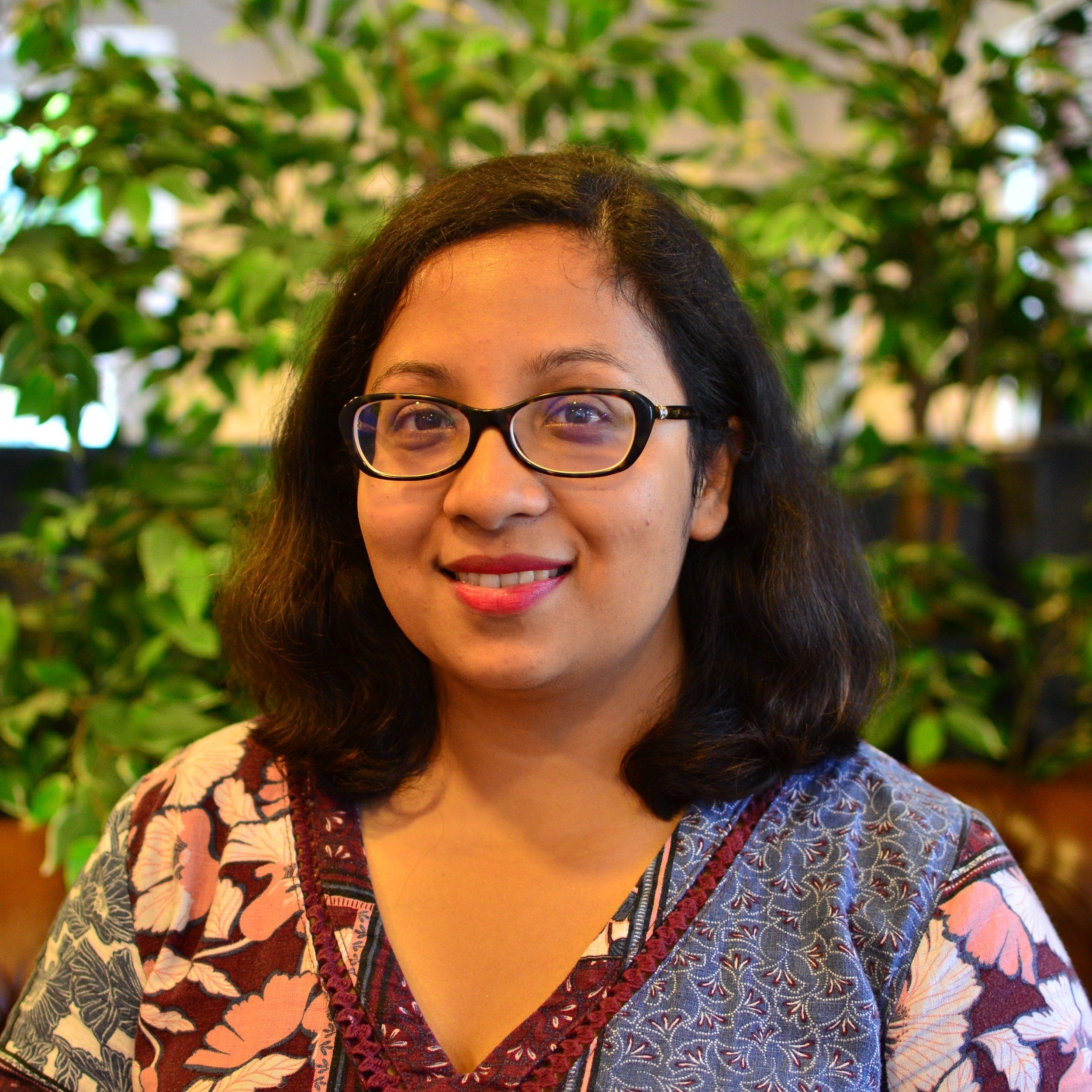 Nayana Chakrabarti, Teaching Specalist for Children