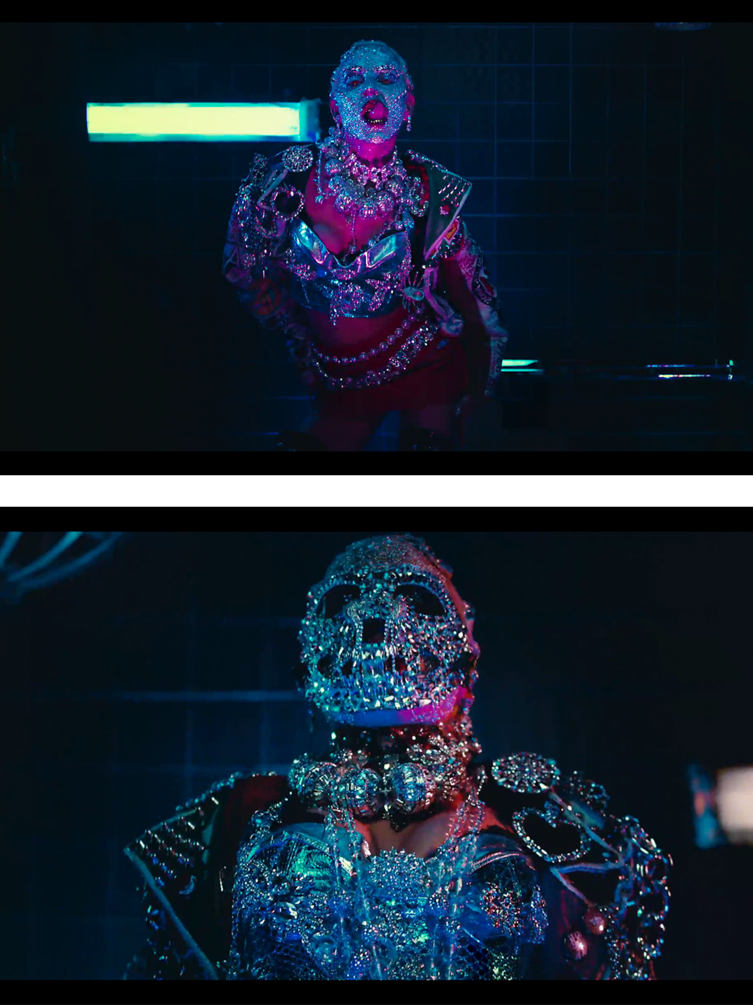 AKV FEATURED IN BROOKE CANDY'S OPULENCE MUSIC VIDEO, STYLED BY NICOLA FORMICHETTI, SHOT BY STEVEN MEISEL, APRIL 2014