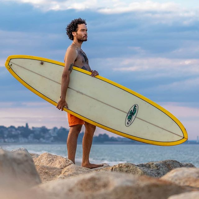 Summer is a hard time for New England surfers. The weather is nice and the water is warm but good surf is hard to come by. A longboard or a short fish might get you a few fun waves but you're always waiting for that big storm to pass by just right.  #nantasketbeach #surfer #surfing #surfboardart #adventure #adventurephotography #surfphotography #eastcoast#atlanticsurf #surfmagazine #eastcoastcreatives #igersmass #bostonbill #igersnewengland #naturalmassachusetts #surfinglife #beachlife #surfsup  #wanderlust #outdoorlife #getoutstayout #getlost #getoutside #optoutside #lifeofadventures #lifeisanadventure #adventureculture