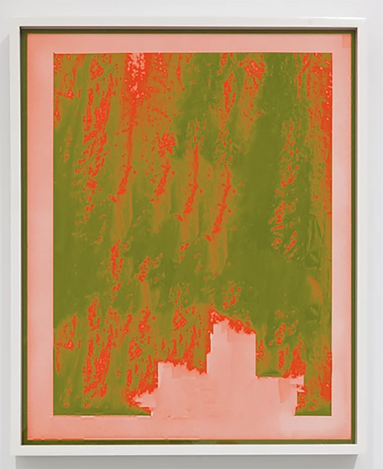 "Untitled ( Henri Matisse by Carl Van Vechten 2 ) 2017 Archival Pigment Print 22"" x 18"" (framed )"