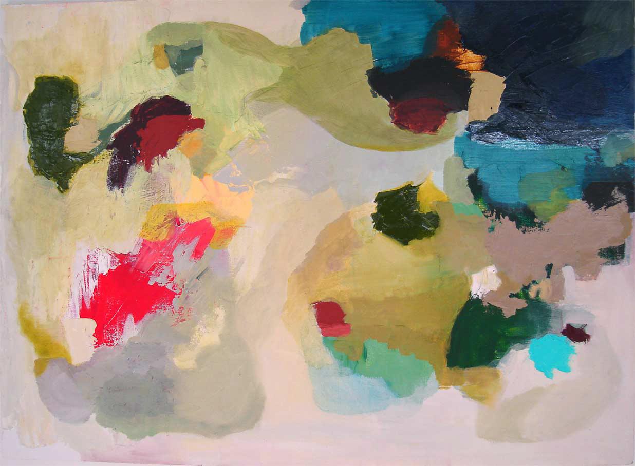 "Serendipity. Oil on Canvas. 18"" x 24"""