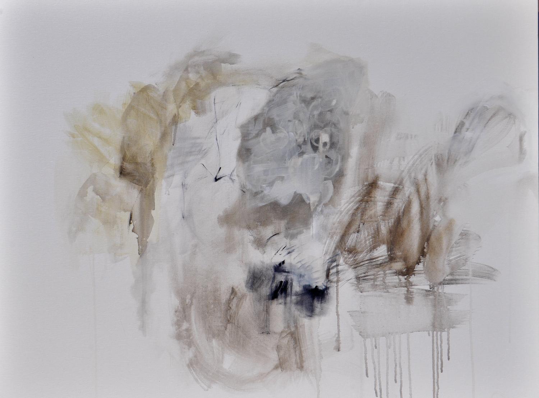 "Quiet Moment. Acrylic on canvas. 36""x 48"""