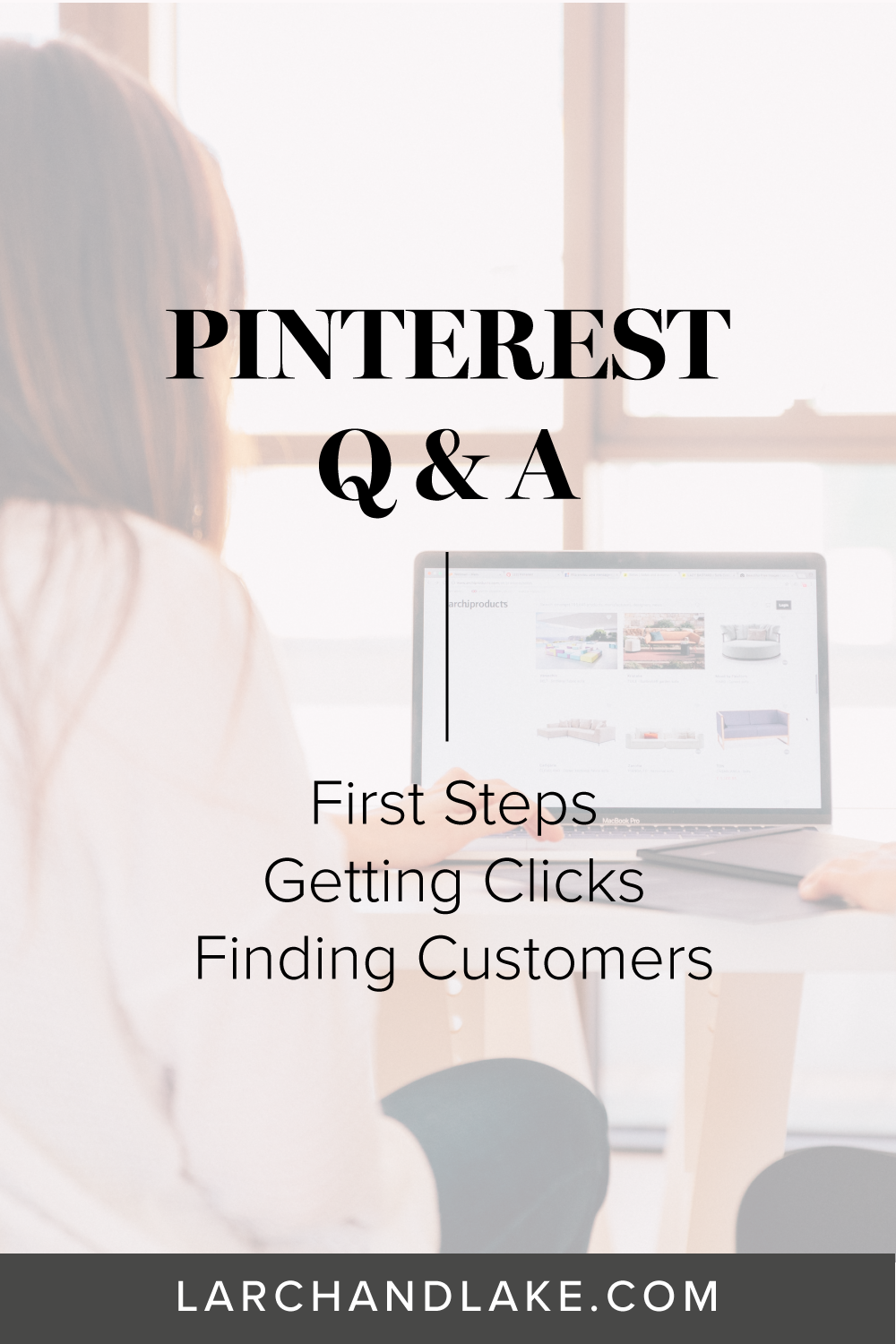 How do I get my pins to people just scrolling Pinterest to visit my website and book me? Click for answer!    #PinterestMarketing #PinterestTips #PinterestforBusiness