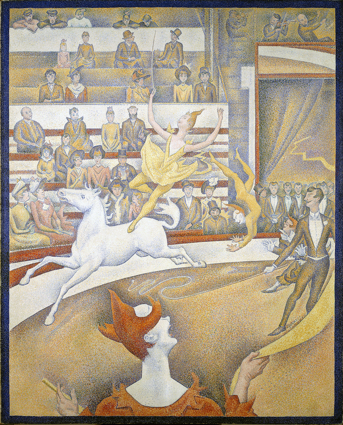 Georges Seurat, The Circus