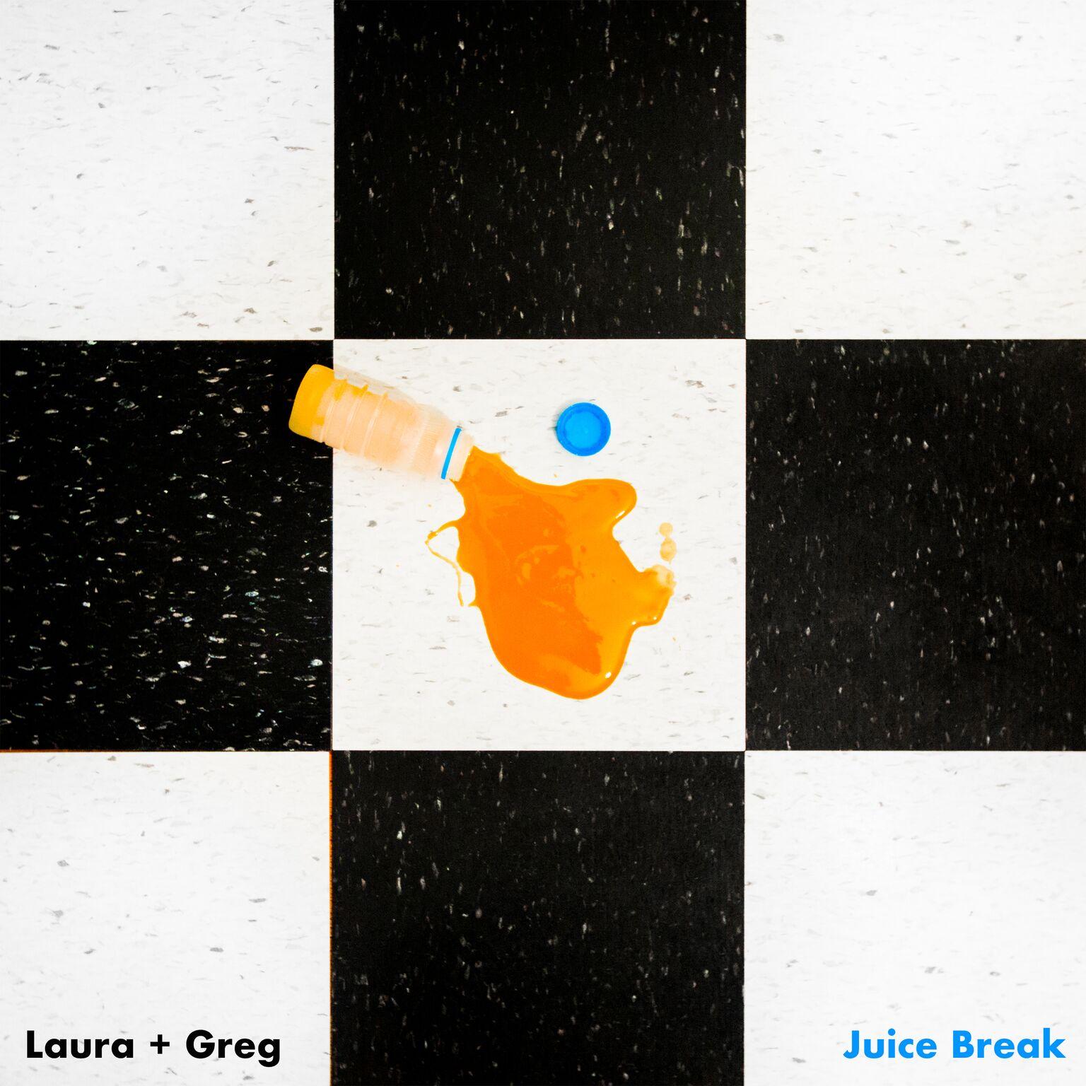 LAURA & GREG - JUICE BREAK