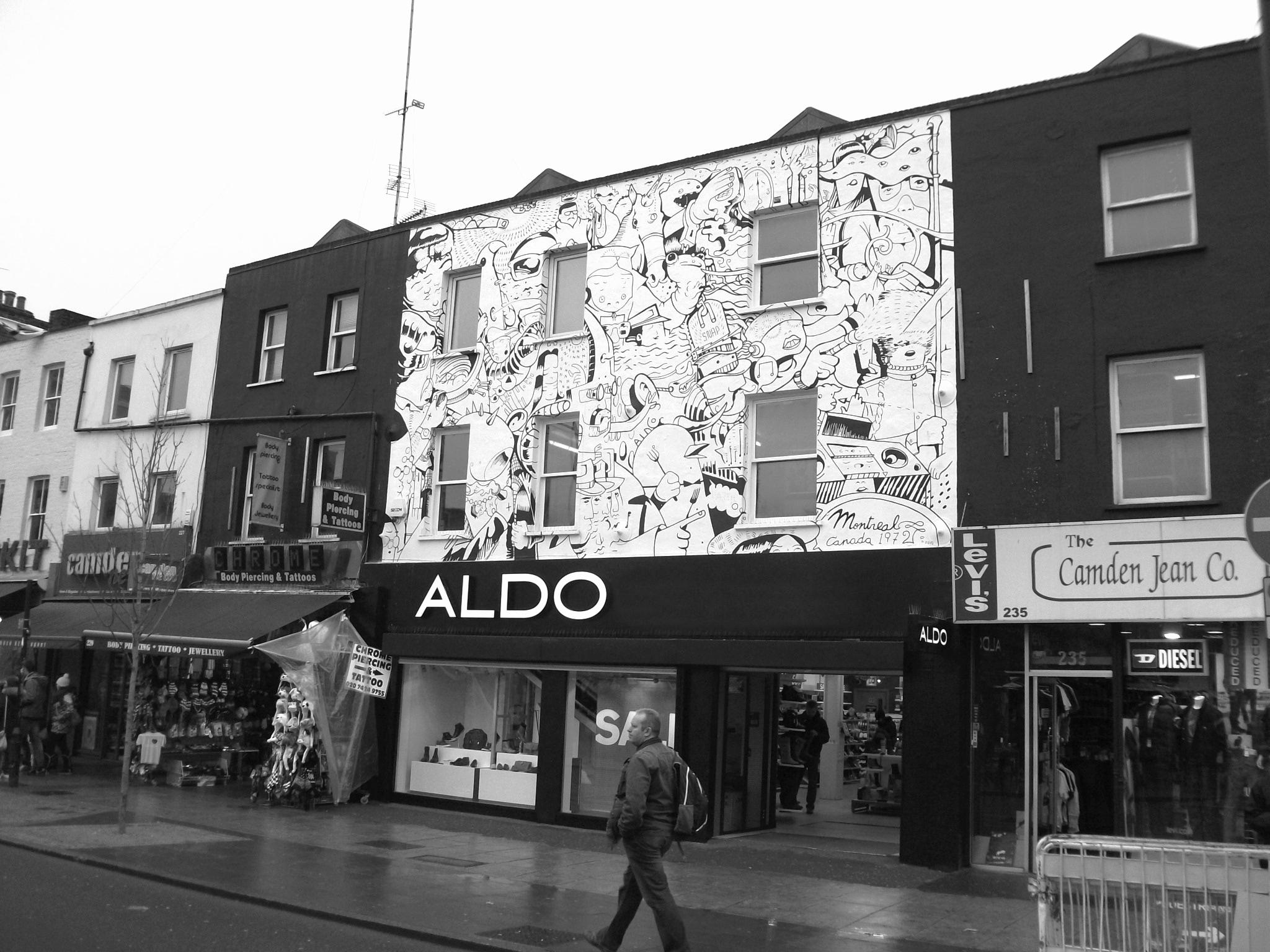 ALDO, London