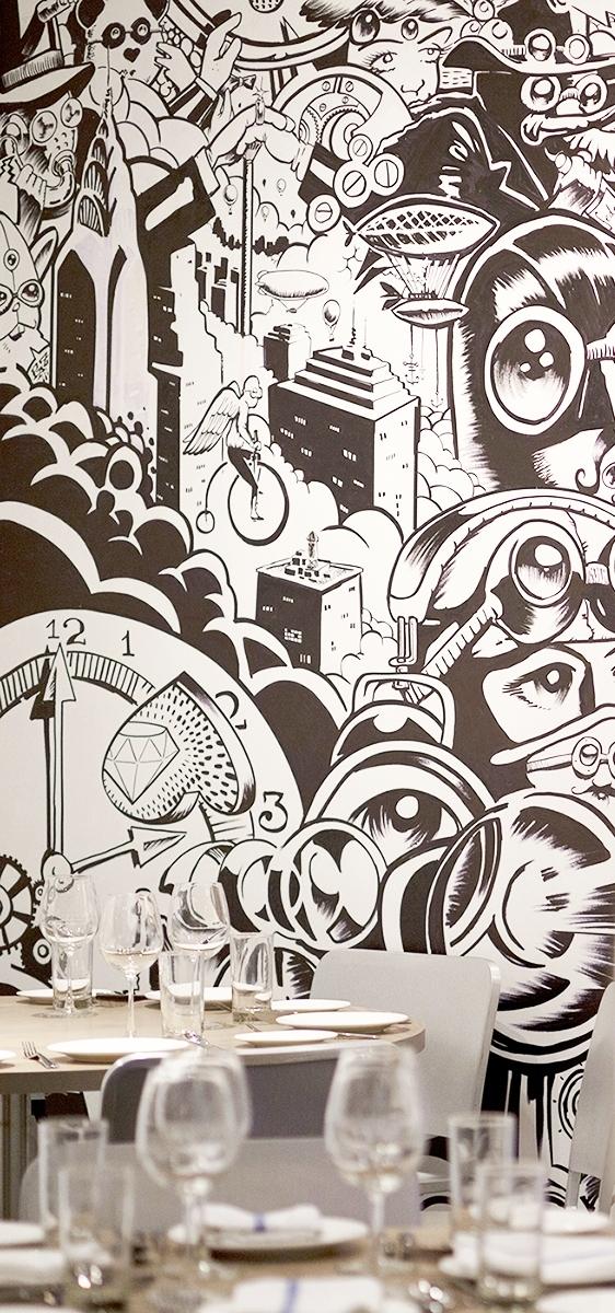Il Mulino Trattoria  136 E57th, NYC