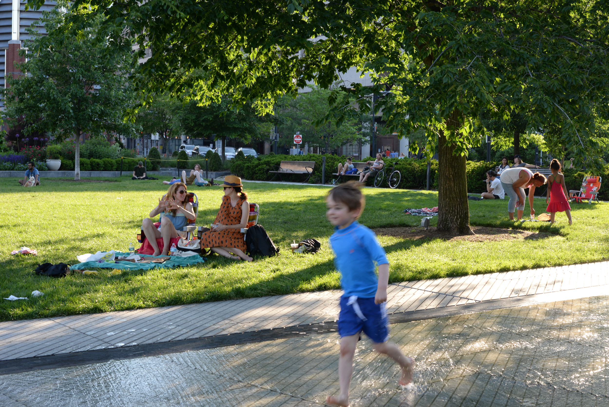 North End Parks