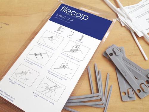 FILECORP | PACKAGING DESIGN