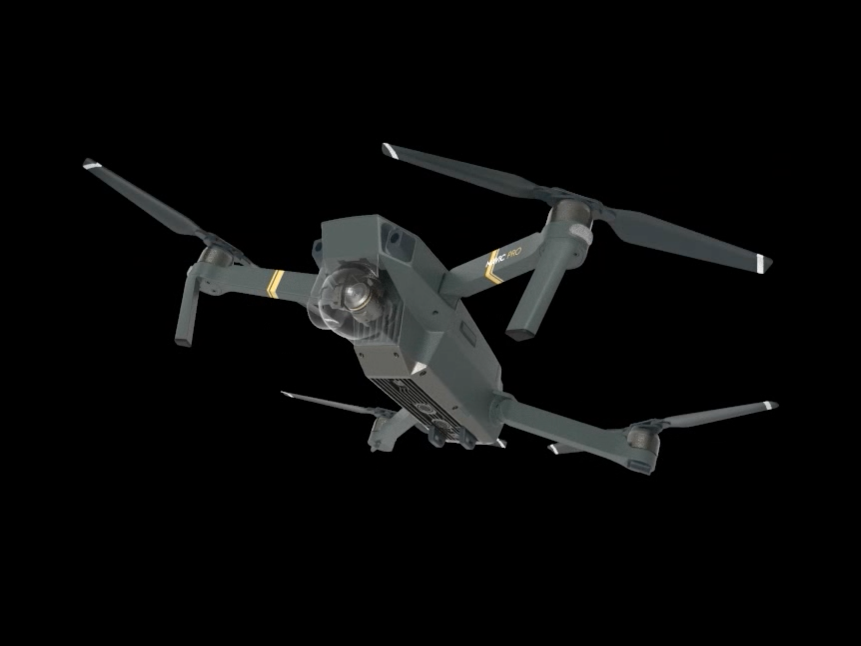 THE LOOP / DUTY FREE | DRONE