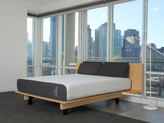 The Comfort Group | Mezzo Bed