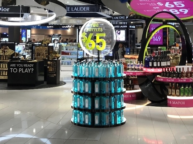 The Loop / Duty Free | Hypervsn Stand