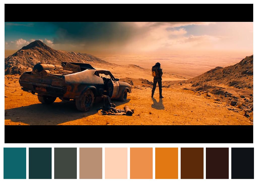 Mad Max- Fury Road (2015) - dir. George Miller