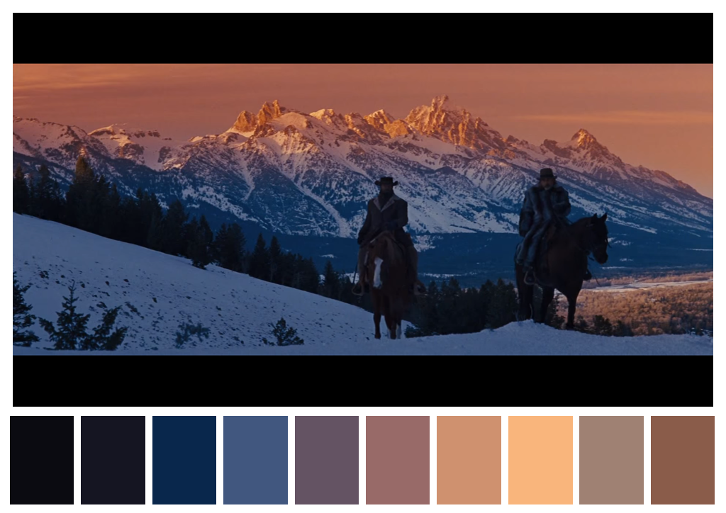 Django Unchained (2012) - dir. Quentin Tarantino