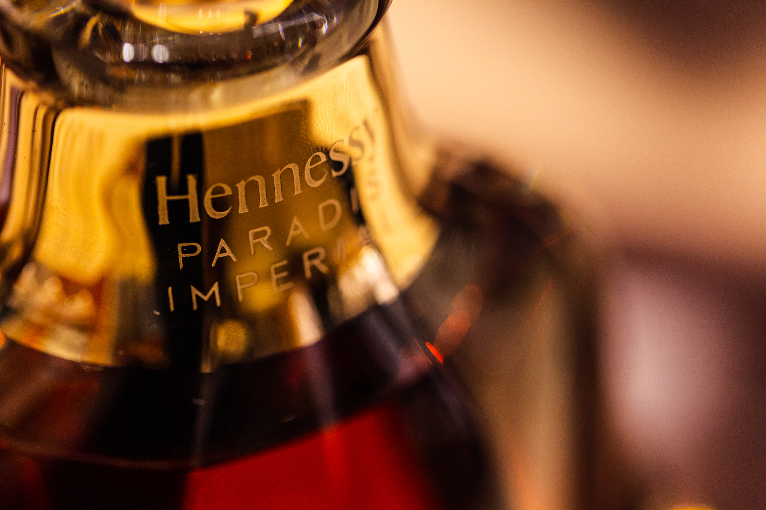 Hennessy x Louis Vuitton - Louis Vuitton / Hennessy Paradis Imperial Case Launch