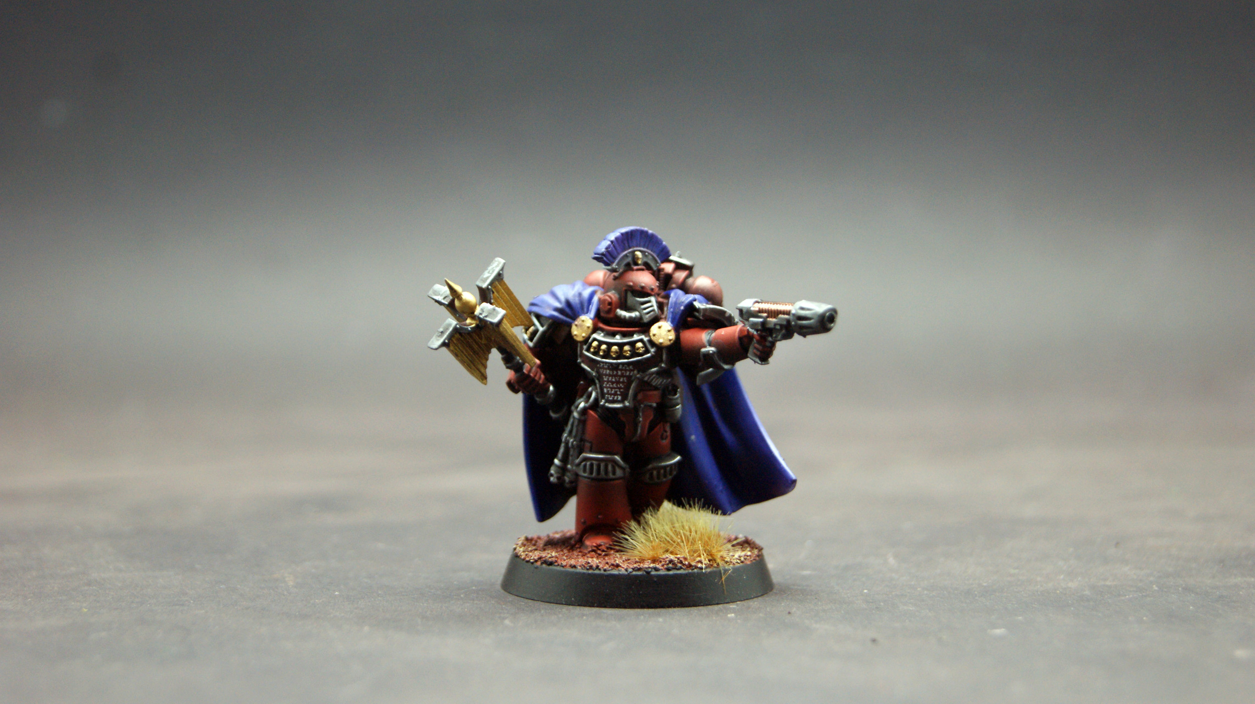 Horus Heresy Betrayal at Calth: Word Bearers Dark Apostle