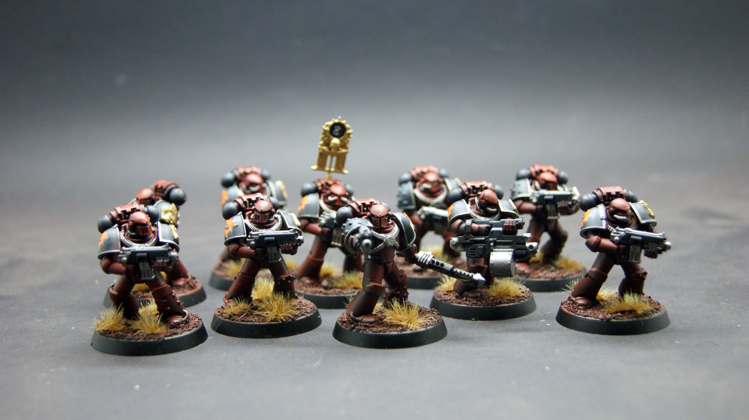 Horus Heresy  Betrayal at Calth: Word Bearers Tactical Squad