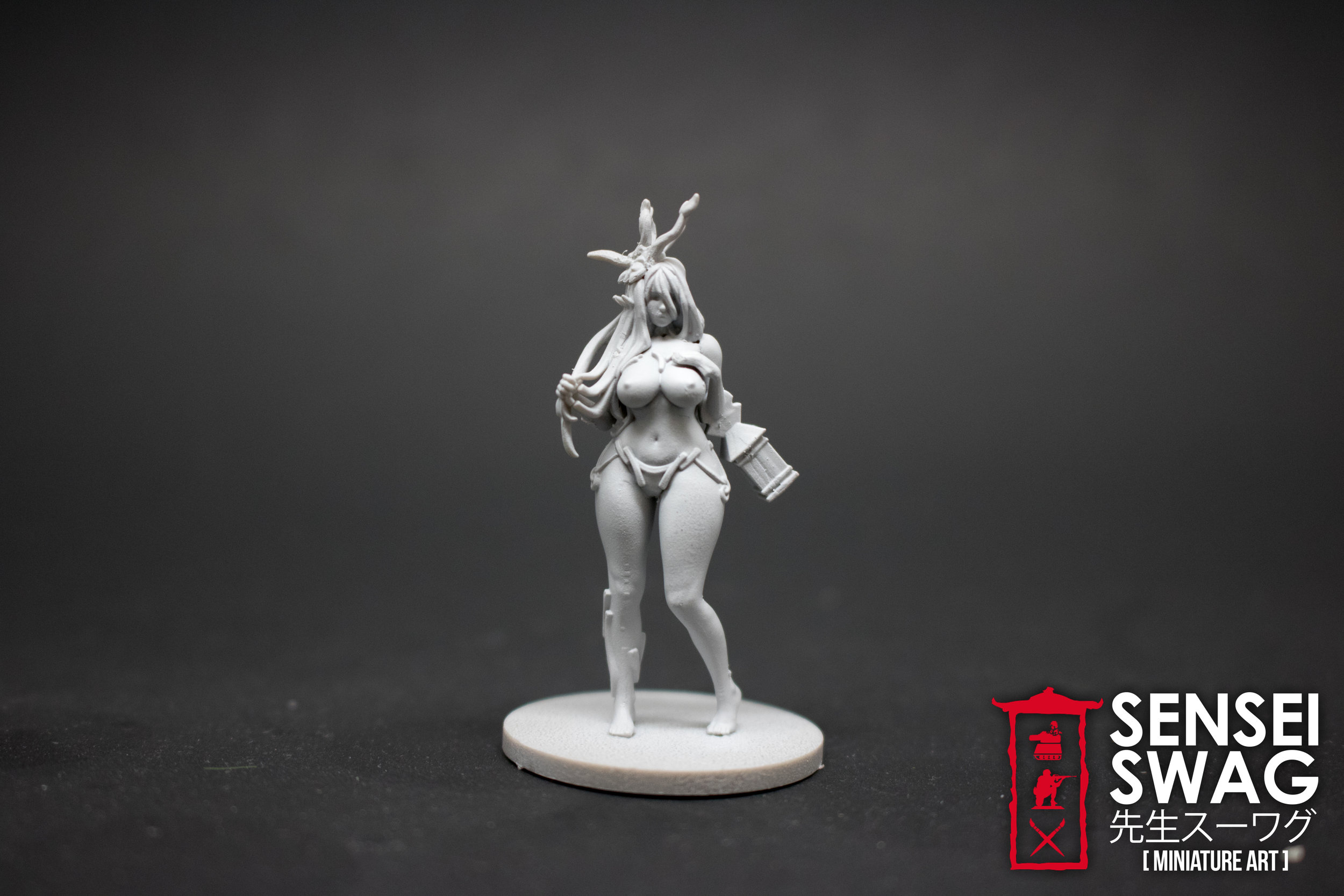 Kingdom Death Lonely Tree Lonely Muse Sensei Swag Painted Pinup Illuminated Lady-1.jpg