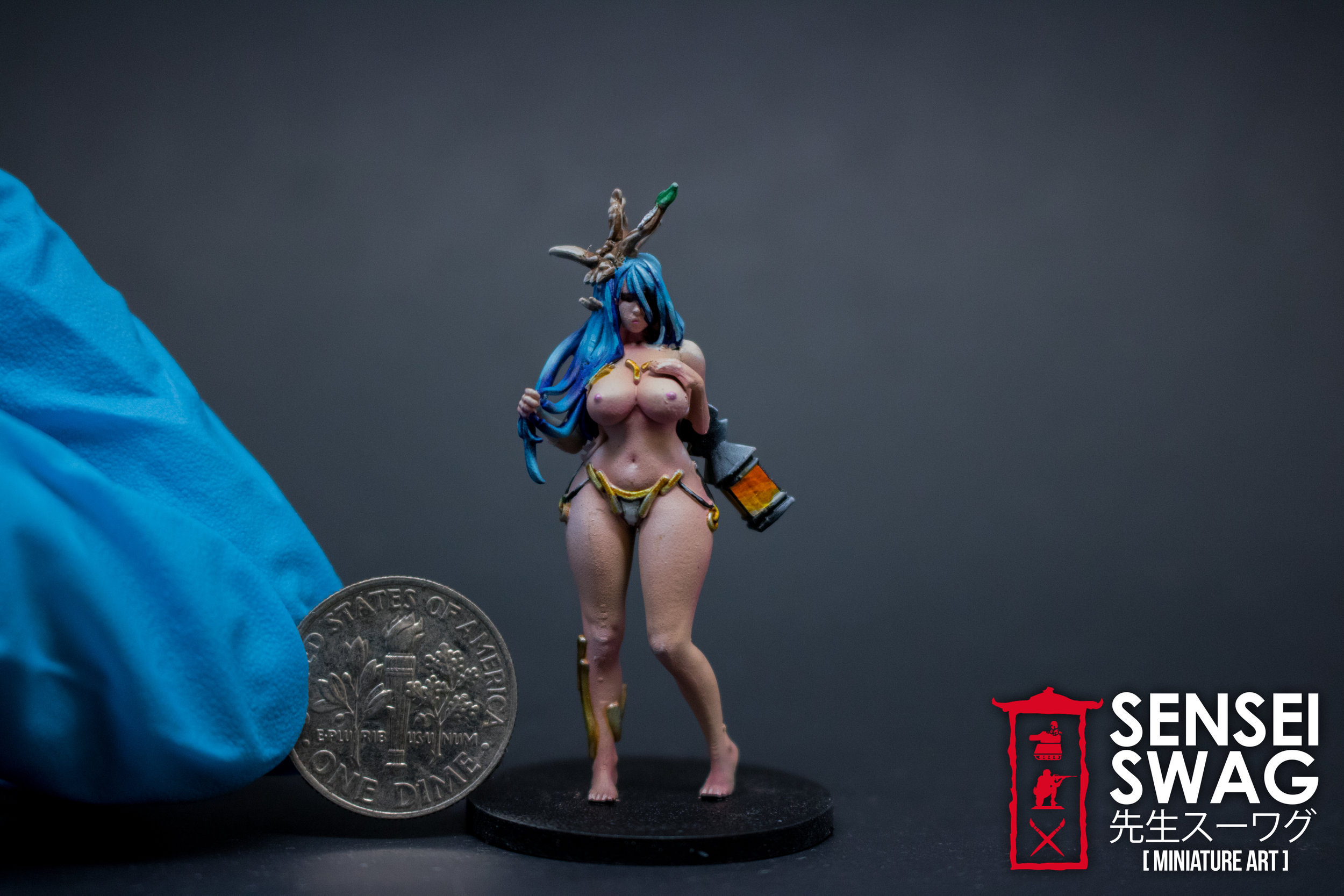 Kingdom Death Lonely Tree Lonely Muse Sensei Swag Painted Pinup Illuminated Lady-2.jpg