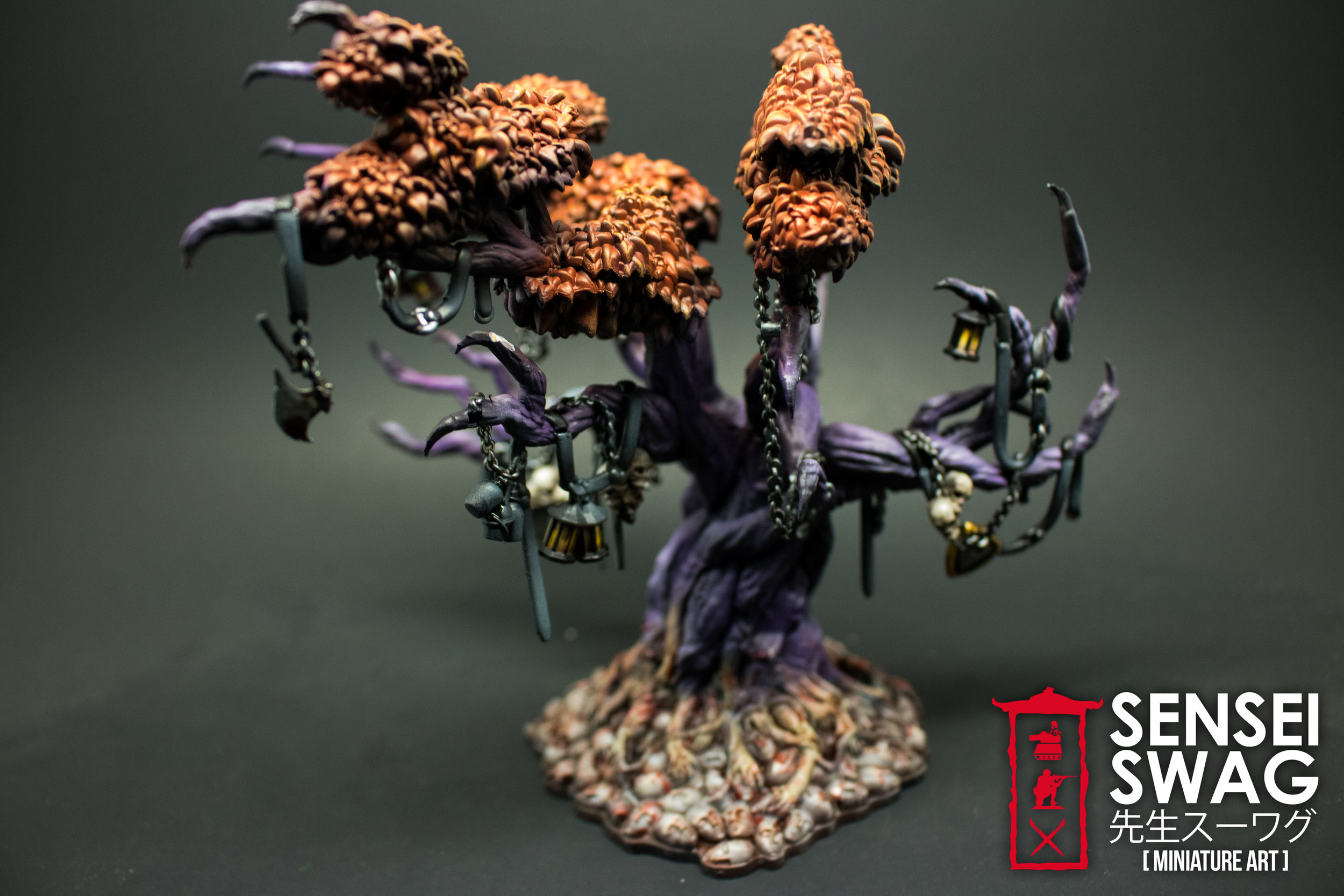 Kingdom Death Monster Lonely Tree Painted Painting Lonely Muse Kickstarter Pinup-4.jpg